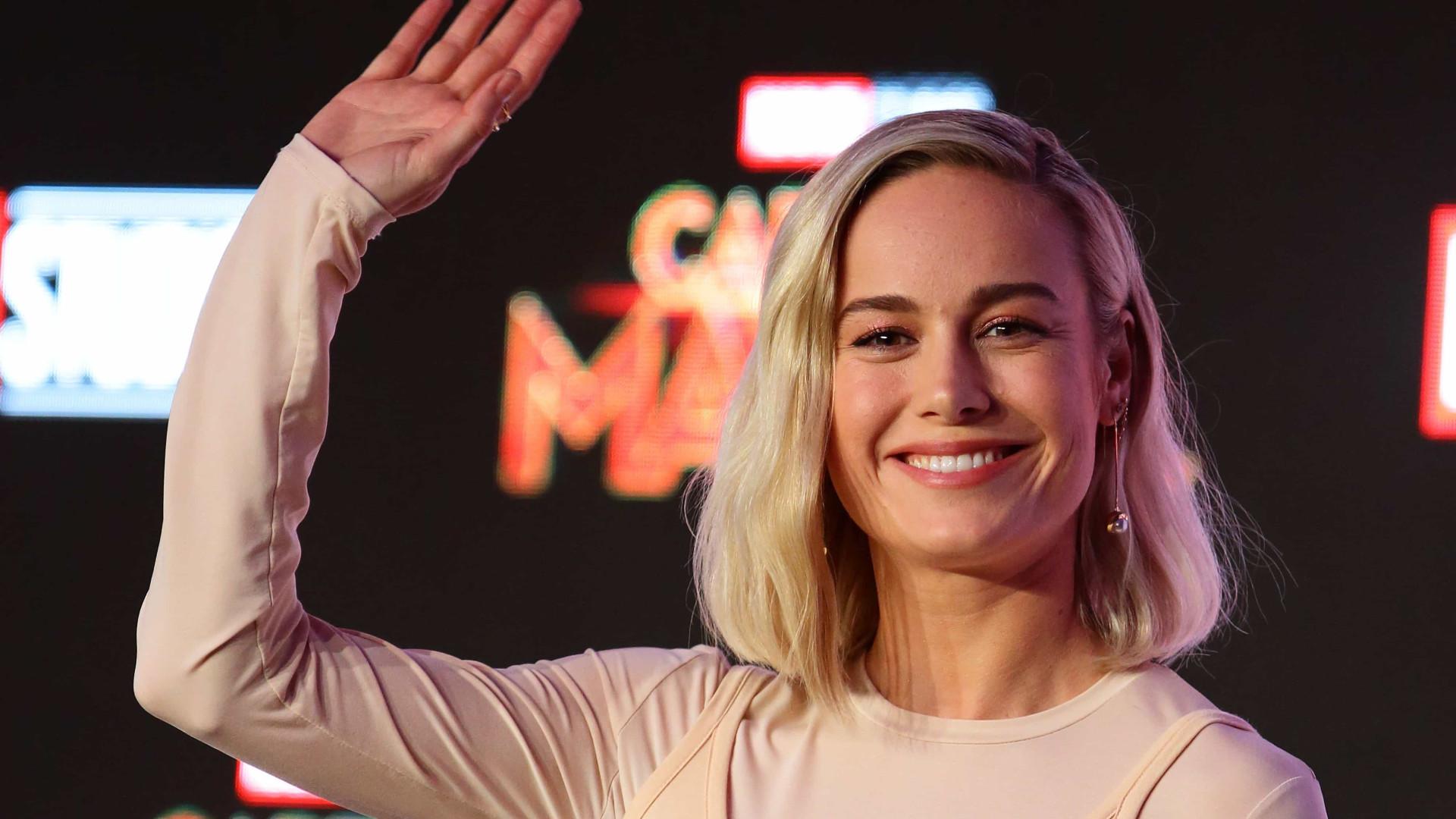 Brie Larson: de estrela juvenil a 'Capitã Marvel'