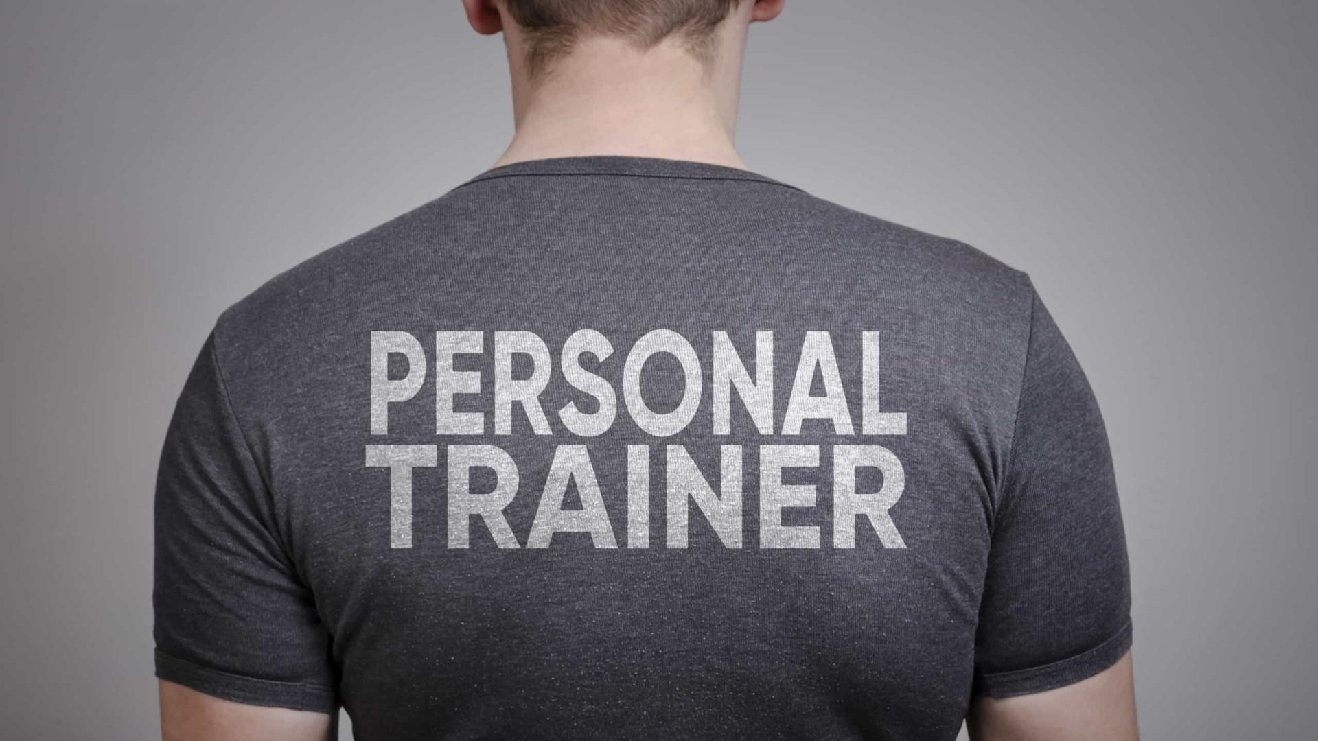 As razões para escolher treinar com um personal trainer
