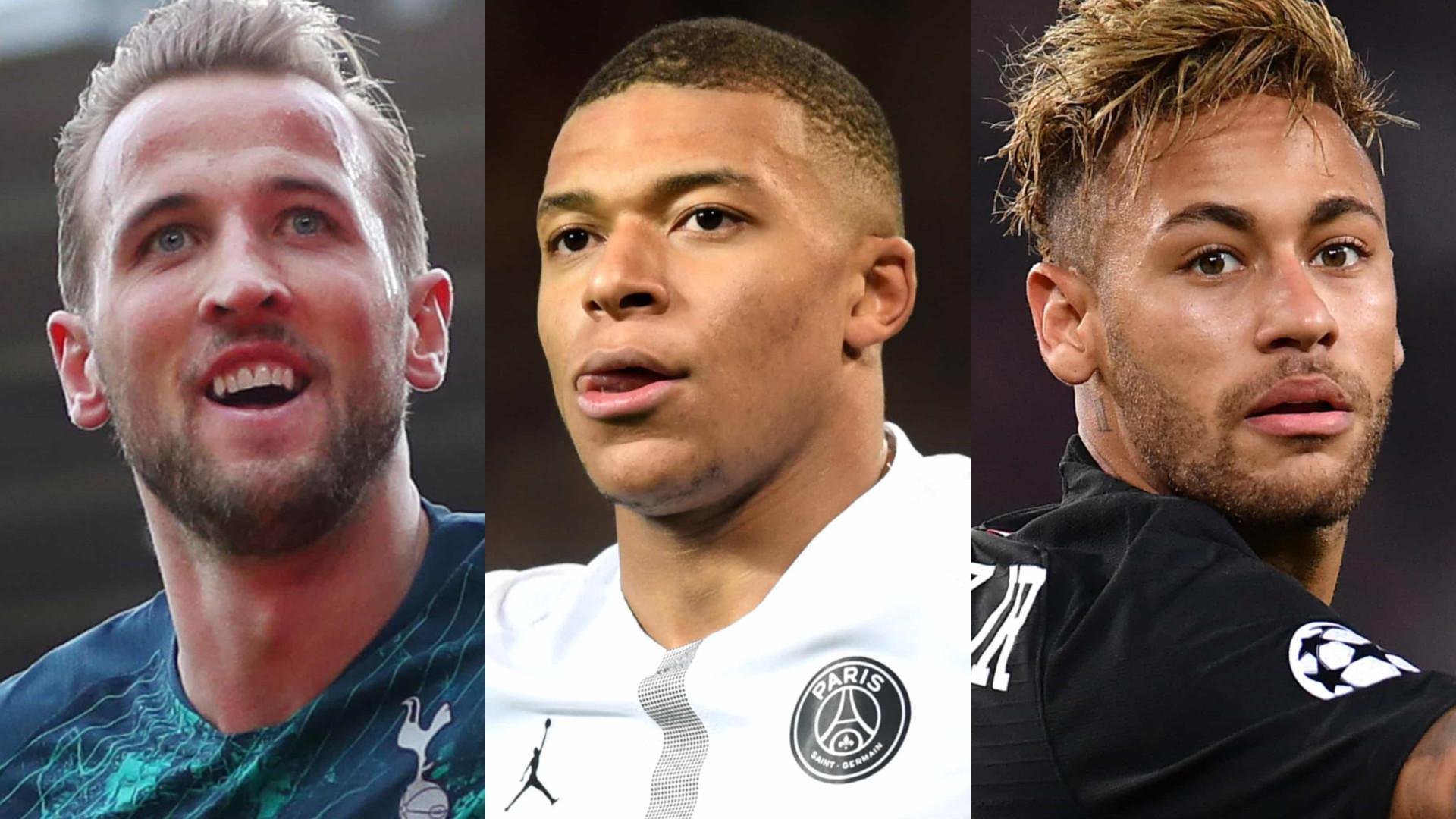 Top 100: os jogadores de futebol mais valiosos de 2019!