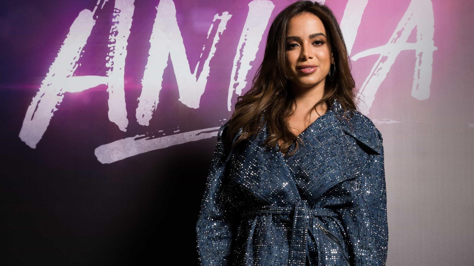 Anitta fez acordo para evitar encontrar Ludmilla no Prêmio Multishow