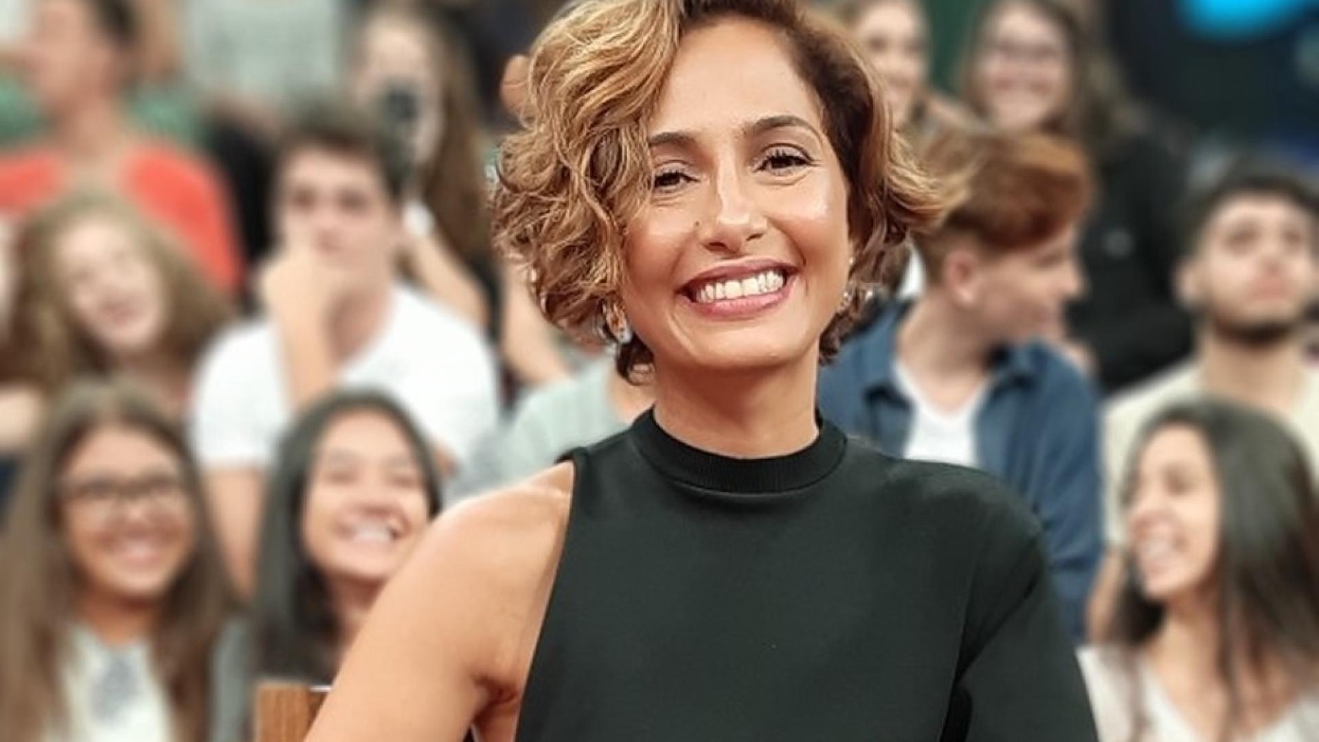 Camila Pitanga fala sobre viver vilã em série: 'Não tem escrúpulo'