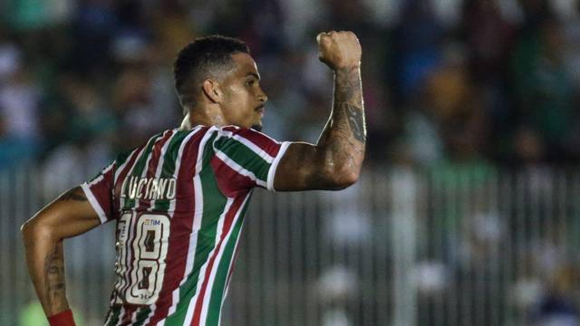 Fluminense vence o Boavista com direito a gol de letra e cobertura