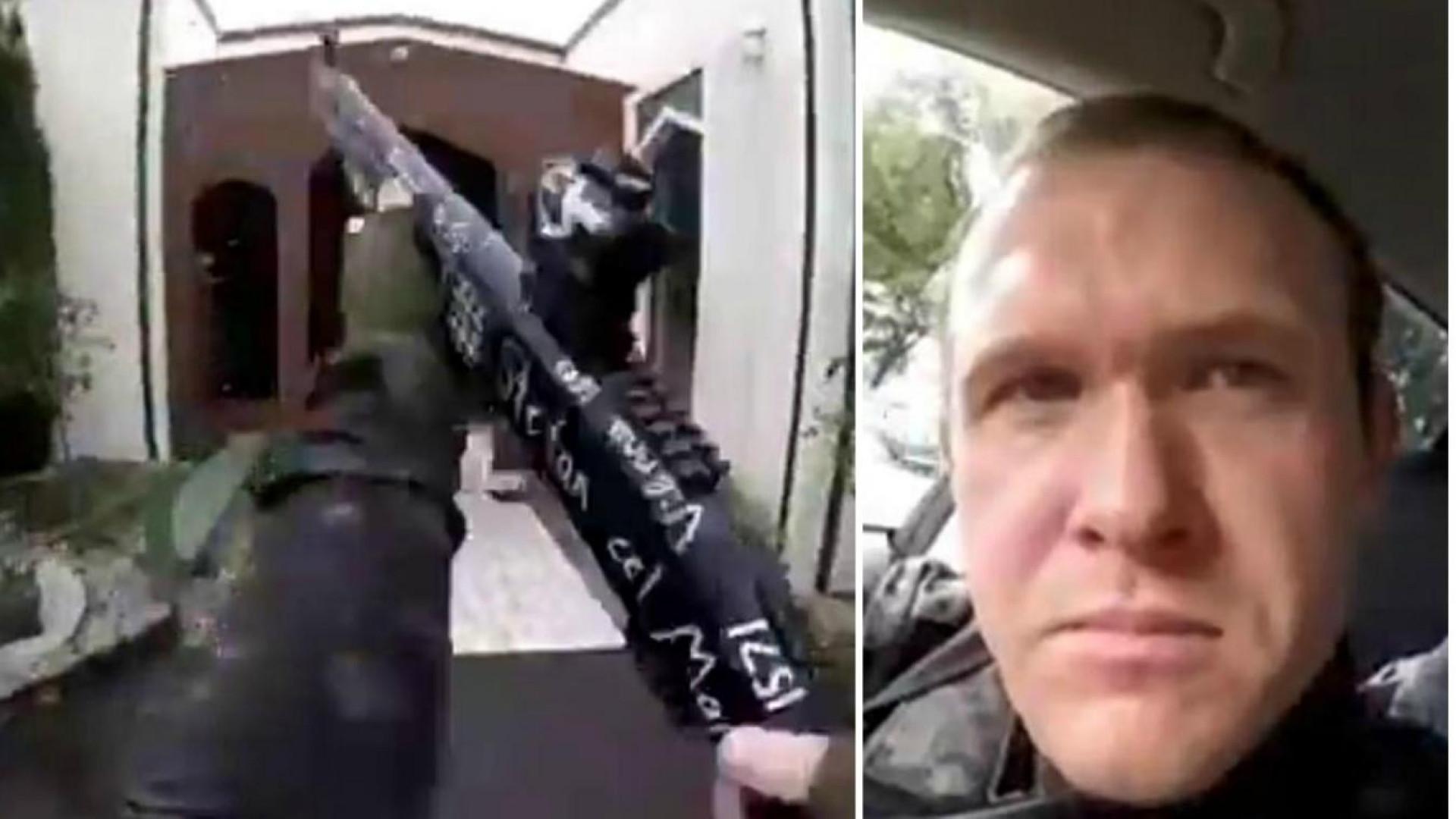 Suspeito de ataque a mesquitas era personal trainer e atendia crianças
