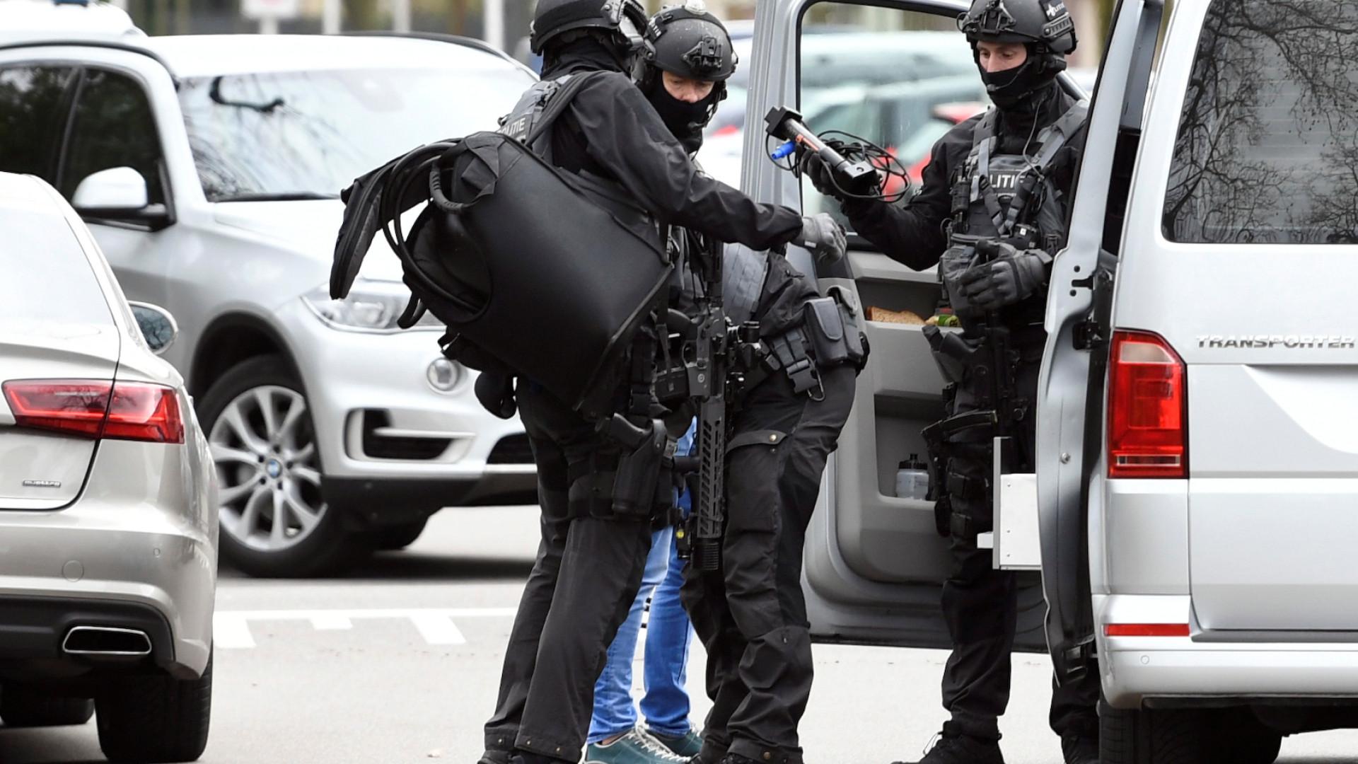 Polícia de Utrecht divulga foto de suspeito