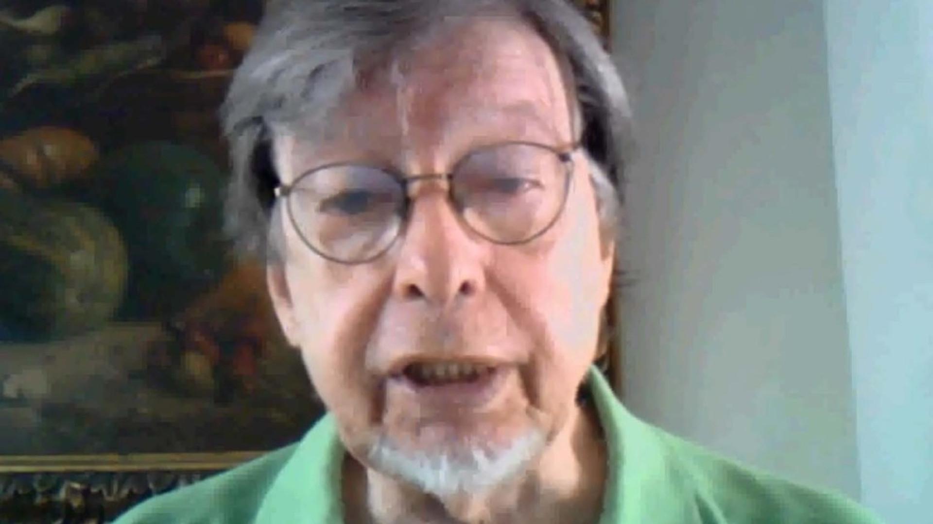 João Carlos Marinho, autor de 'O Gênio do Crime', morre aos 83 anos