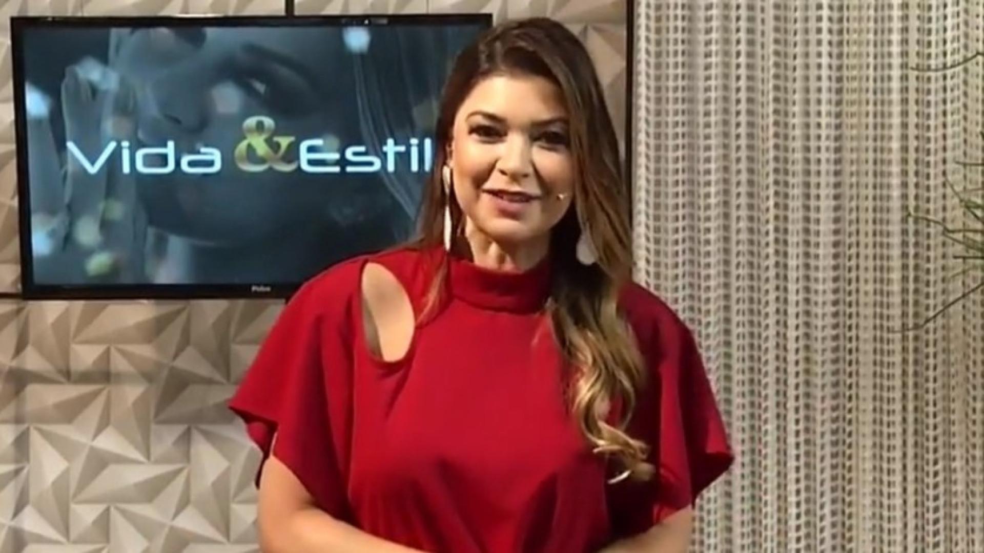 Amanda Françozo diz estar mais emotiva em reality da TV Aparecida após ser mãe