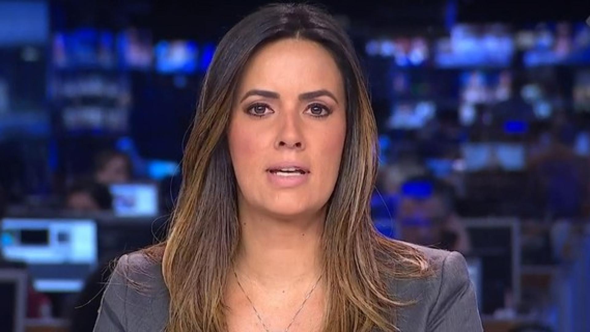Paloma Tocci decide ficar na Band dois meses após pedir demissão