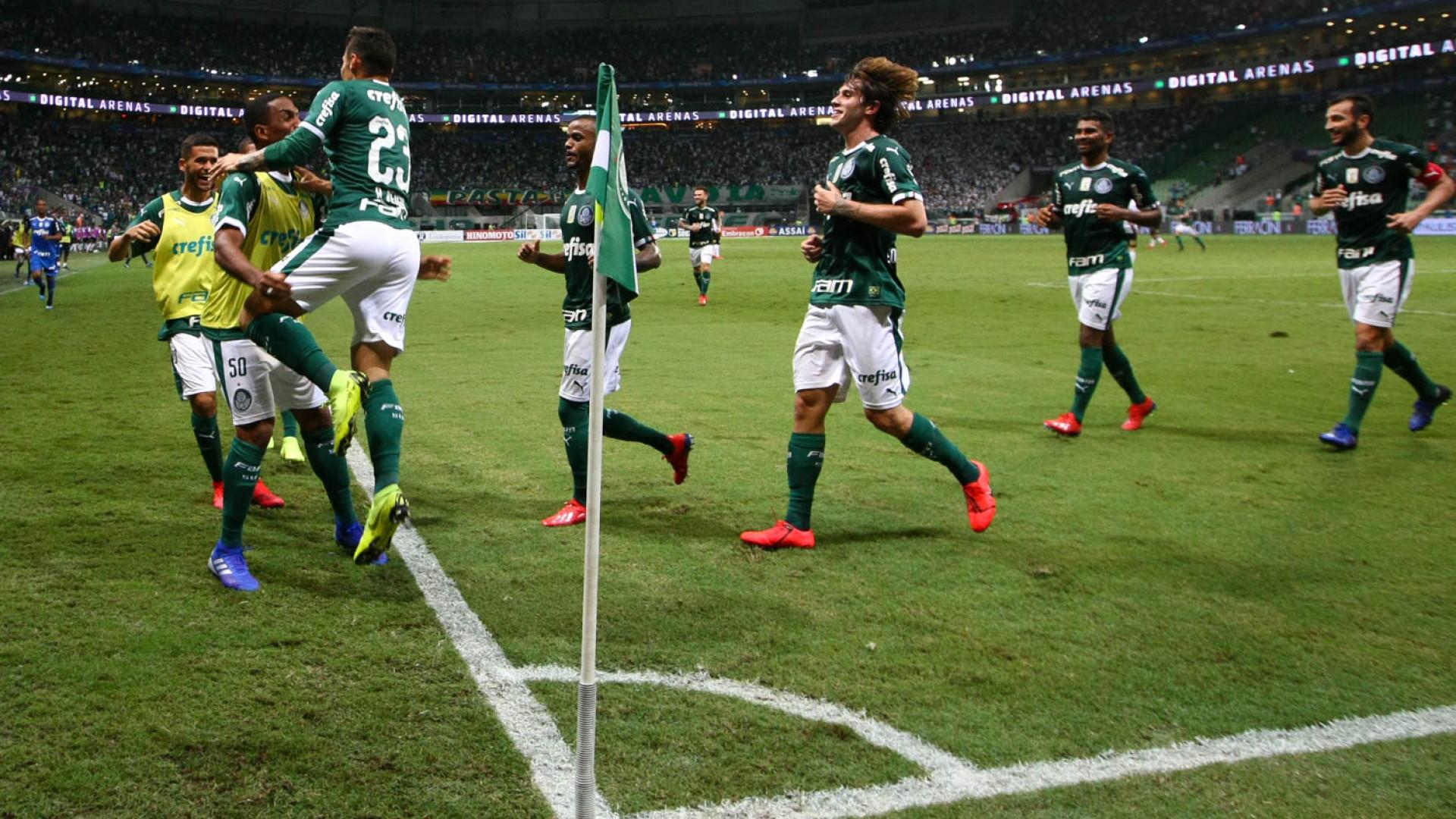 Palmeiras terá setor de mandante em Novo Horizonte