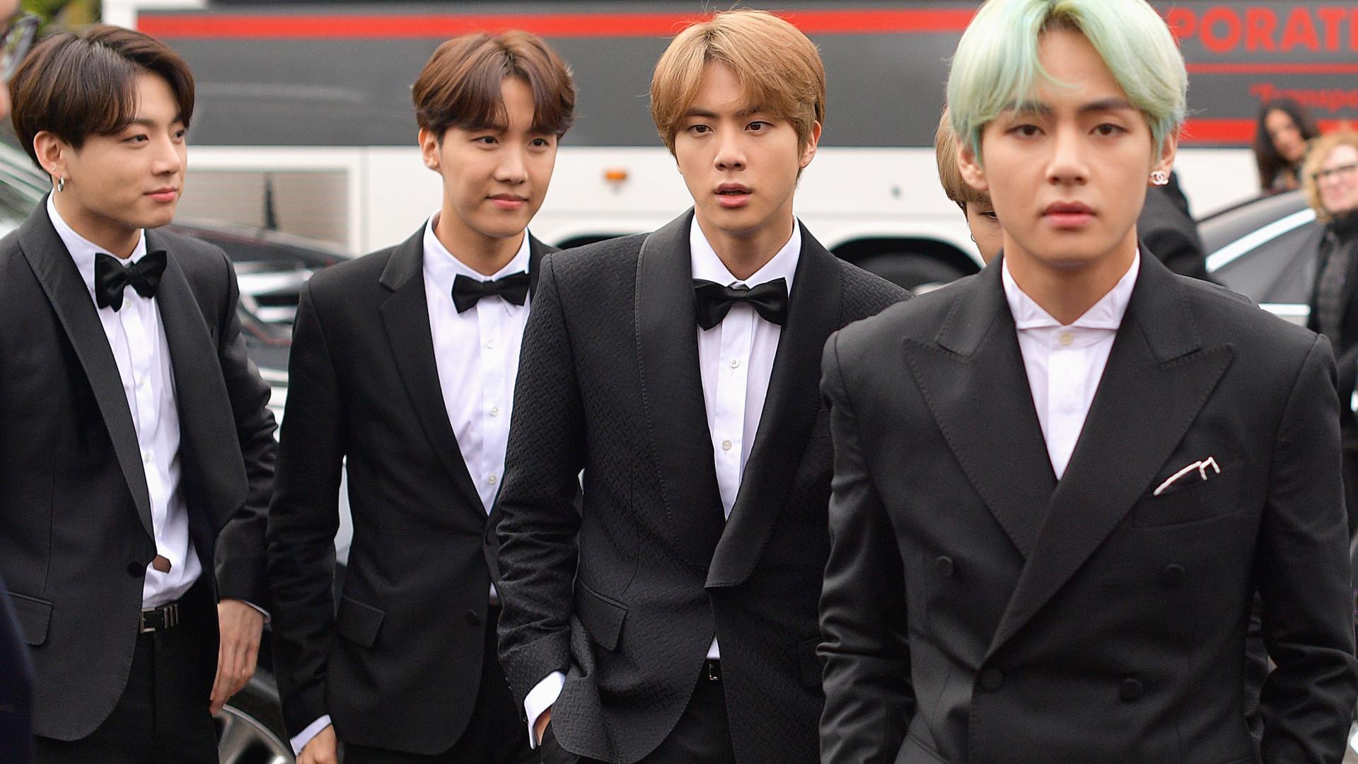 BTS divulga teaser do single 'Boy With Luv', parceria com Halsey