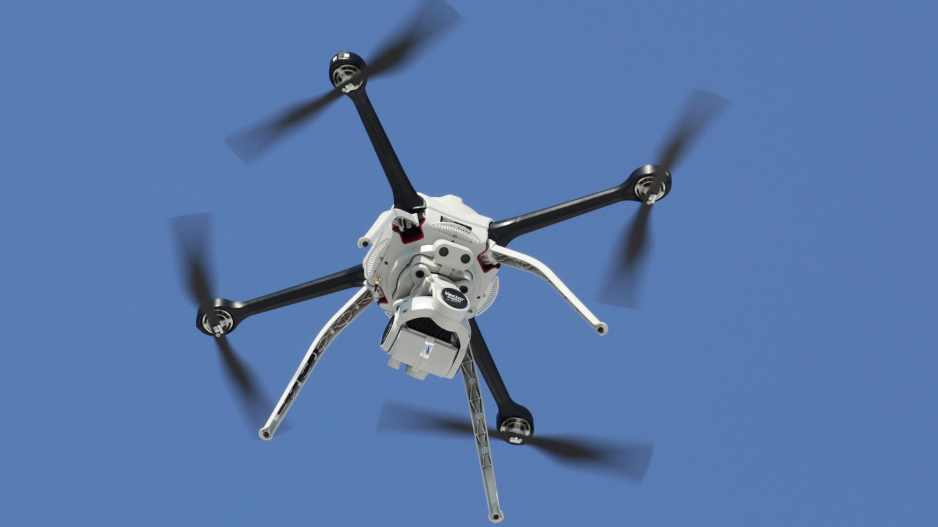 Drones ajudam autoridades a reconstruir cenas de acidentes de carro