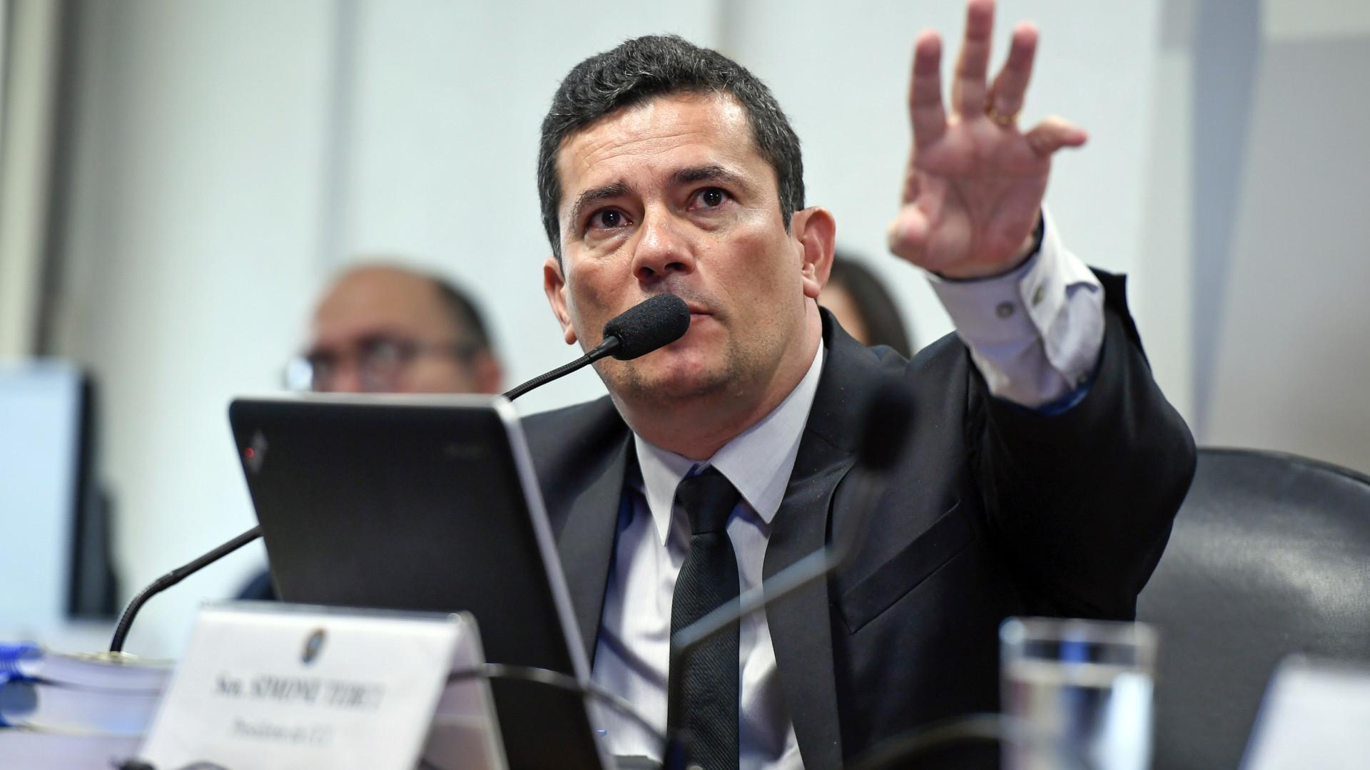 Coaf foi fortalecido com ida para a Justiça, diz Moro