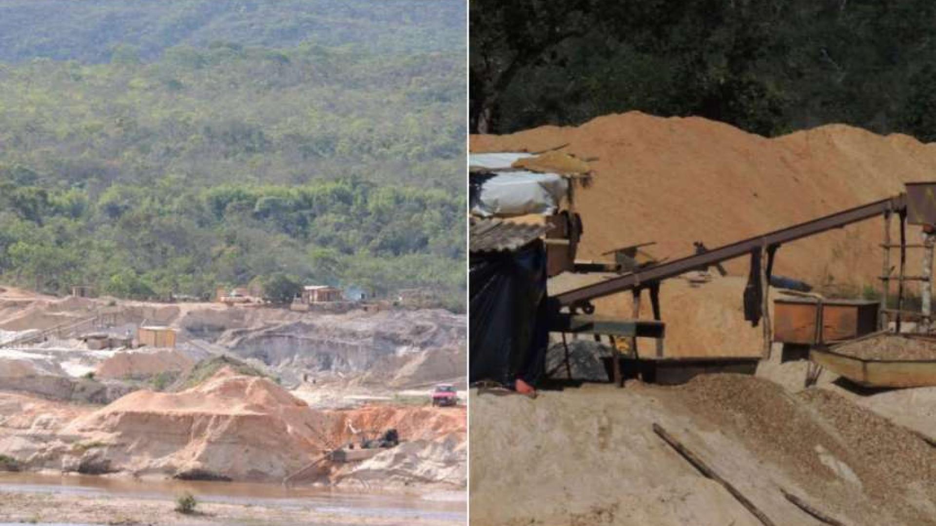Garimpo ilegal de diamante faturava em média R$ 20 milhões por dia