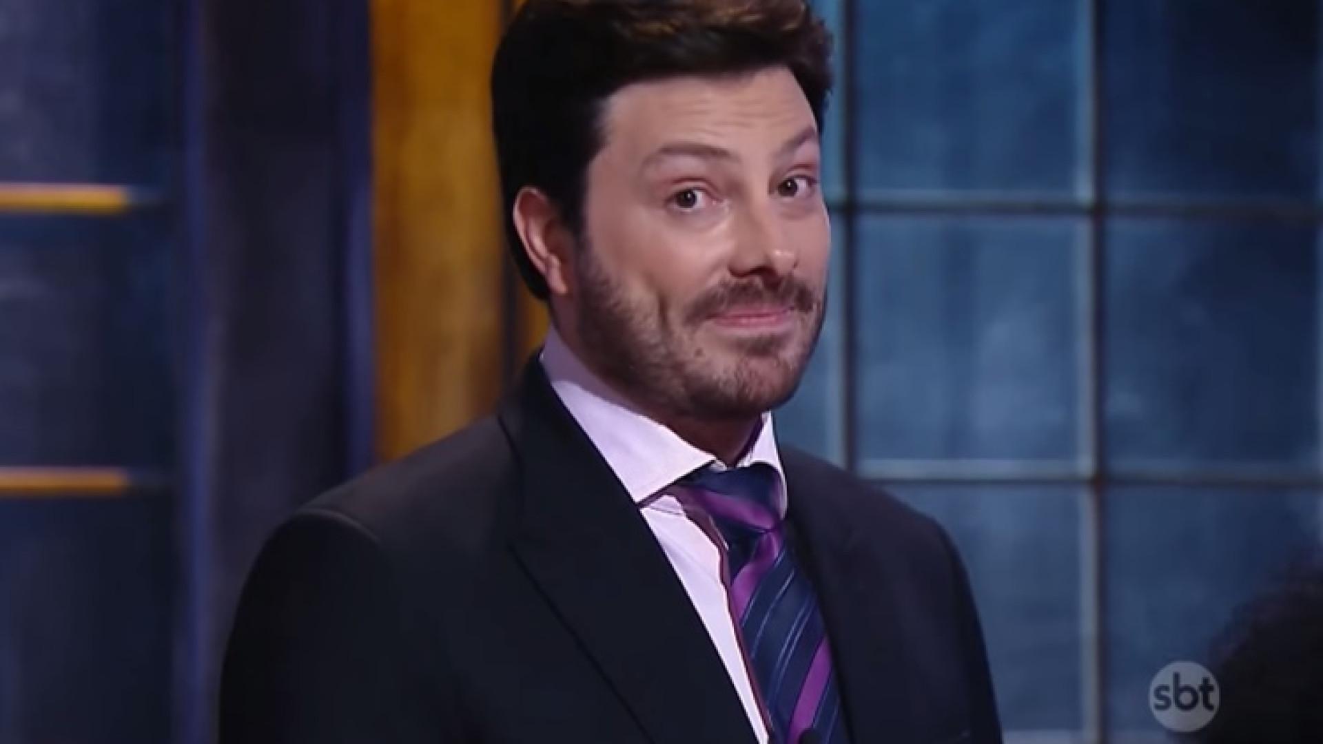 Danilo Gentili chama deputada Sâmia Bomfim de gorda e ela responde