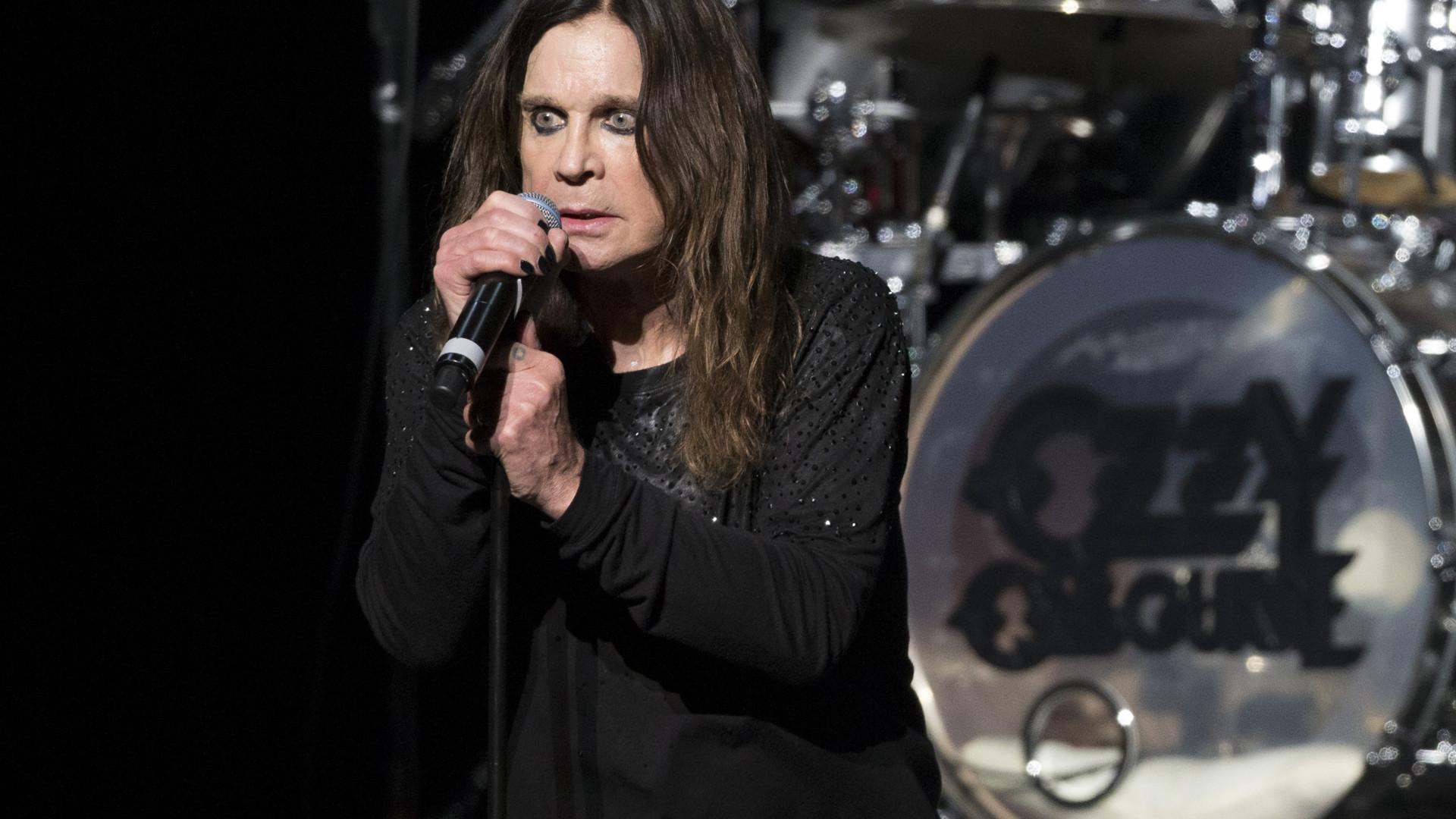 Parkinson, a batalha do lendário Ozzy Osbourne