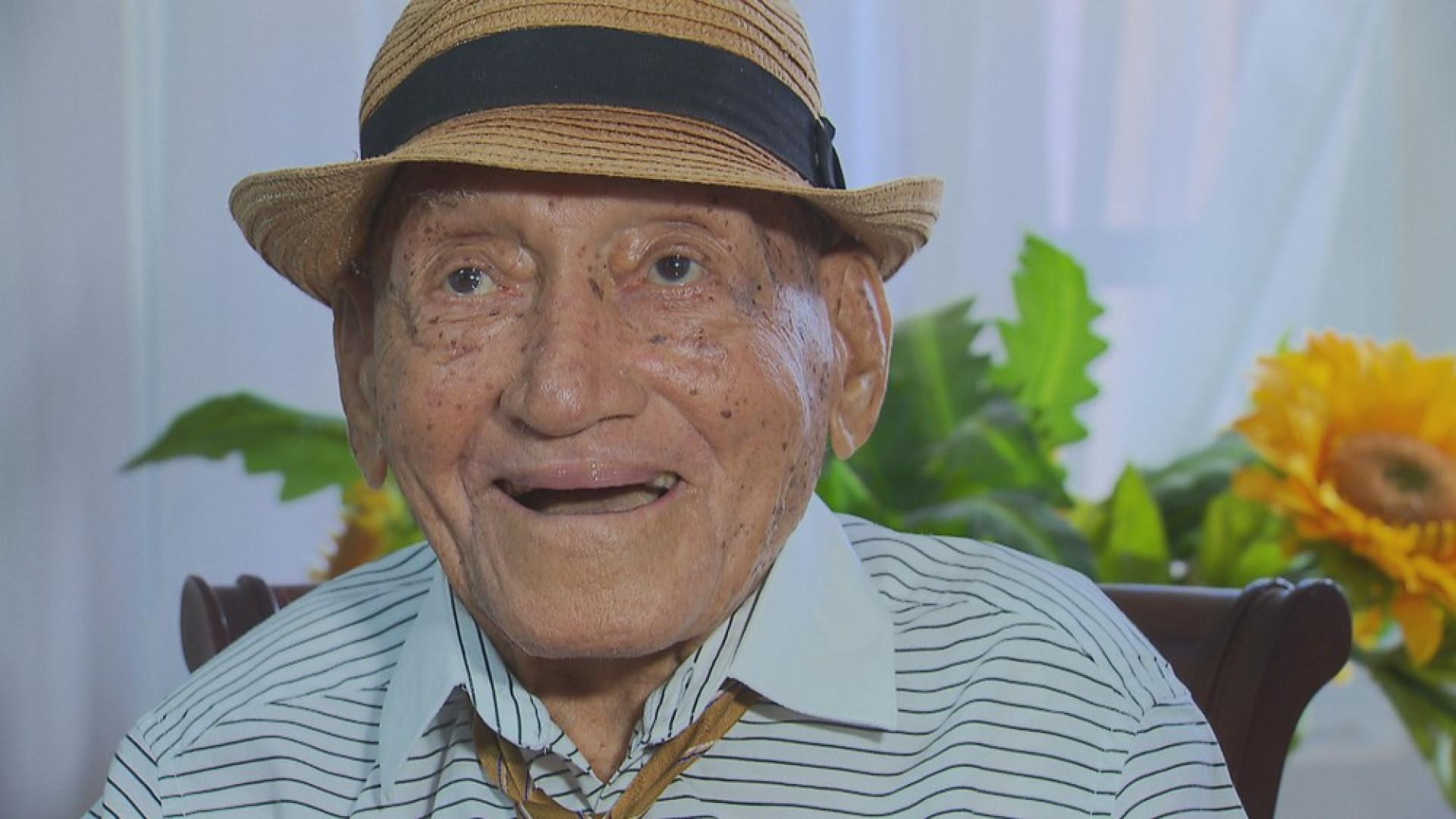 Fotógrafo Gervásio Baptista morre aos 96 anos