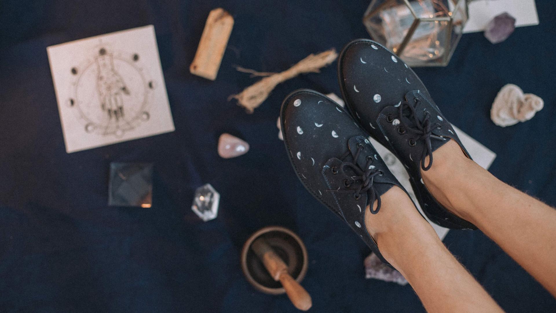 Sapatos veganos são tendência entre as novas gerações