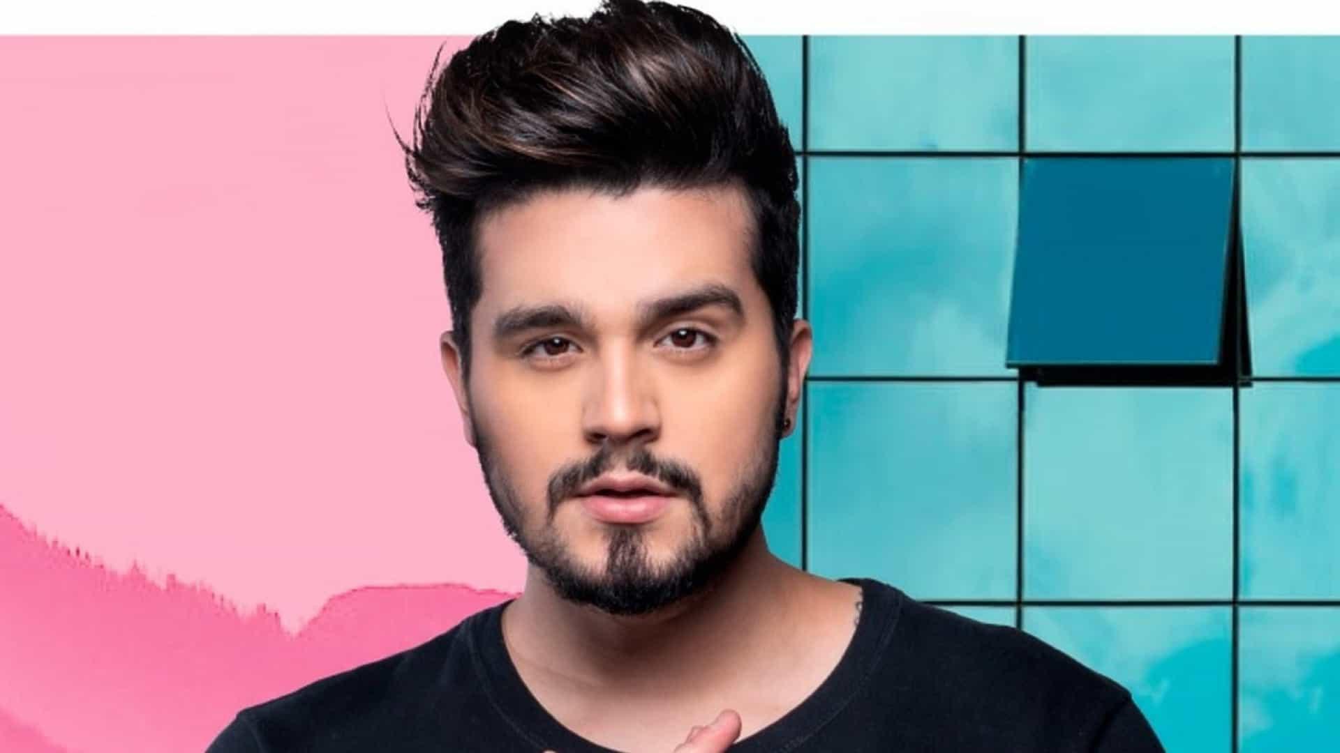 Luan Santana lança 'Água com Açúcar' com flashmob na Avenida Paulista