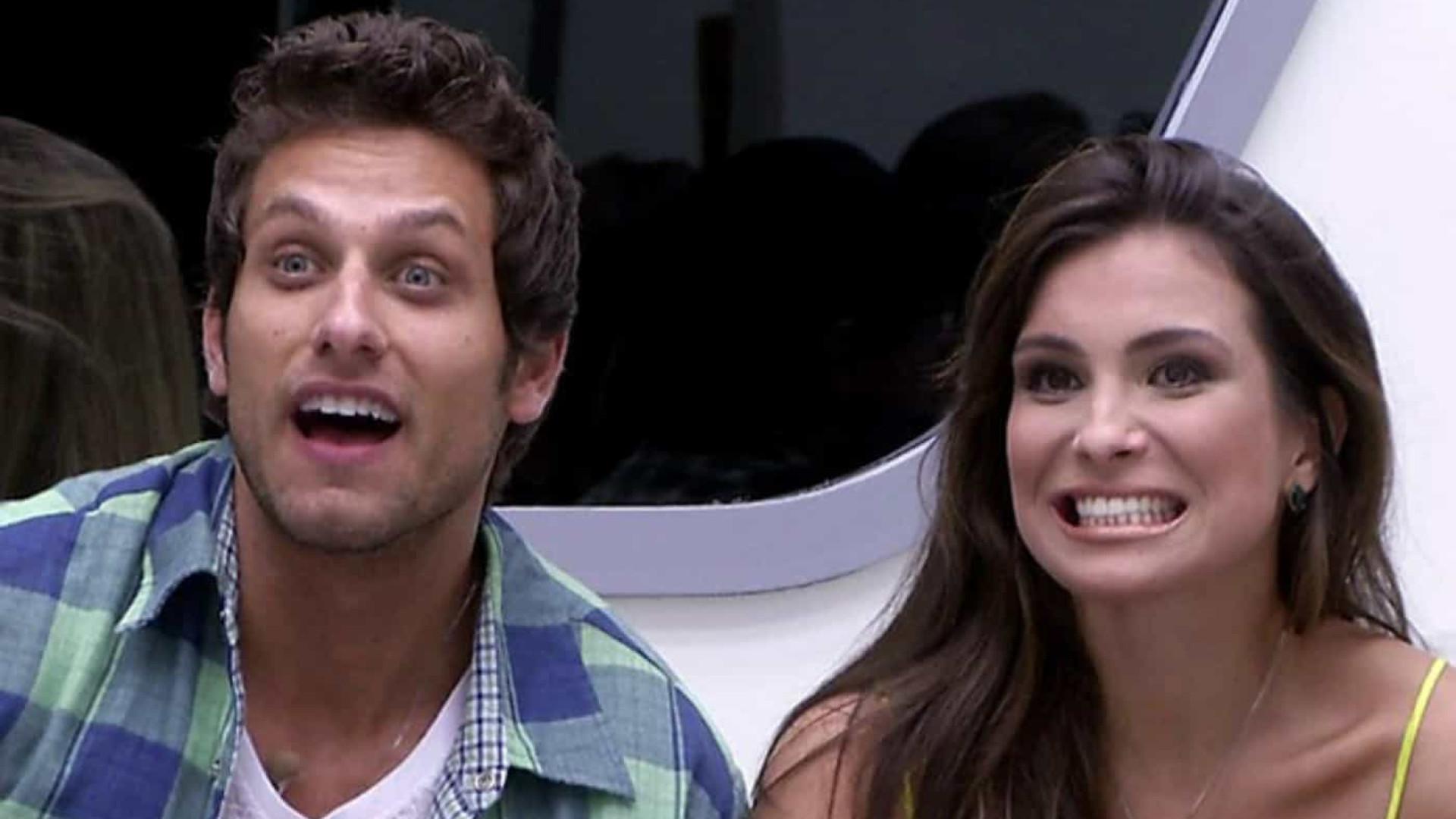 Eliéser e Kamilla são eliminados pela segunda vez do 'Power Couple'