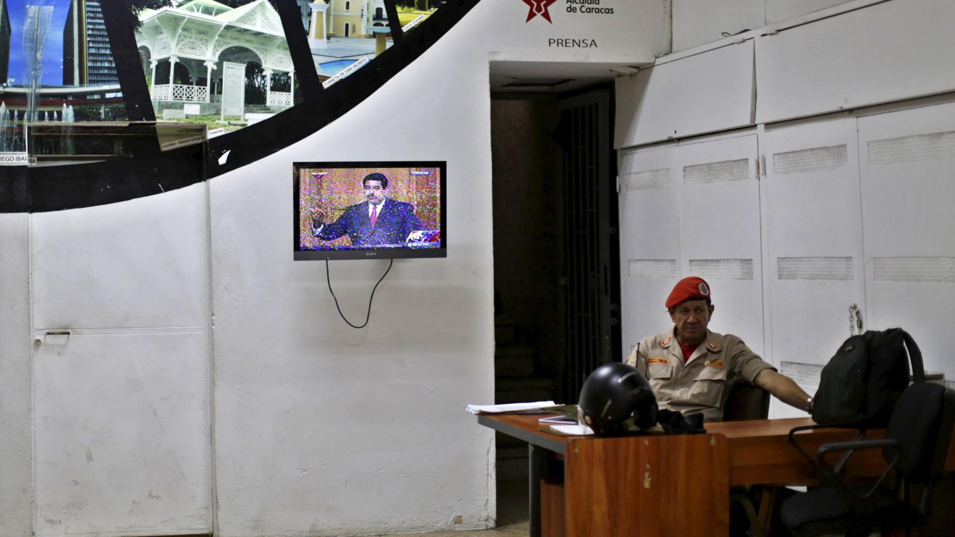 Venezuela restabelece sinal de canal de TV da Alemanha