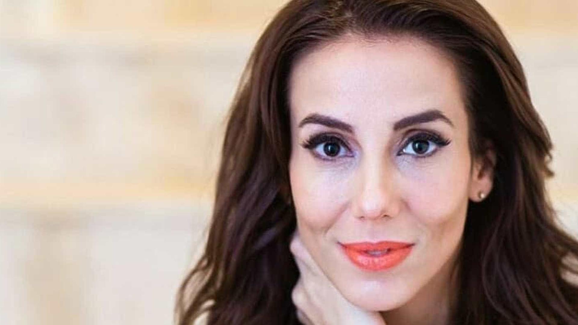 Ex-Globo, atriz Tania Khalill vai estrelar série nos Estados Unidos