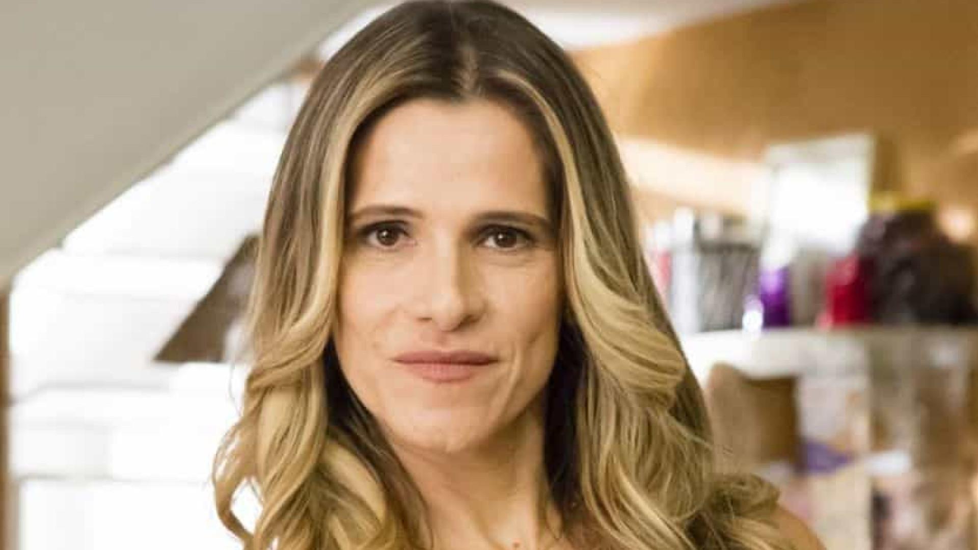 05 de julho:  Aniversário de 48 anos de Ingrid Guimarães