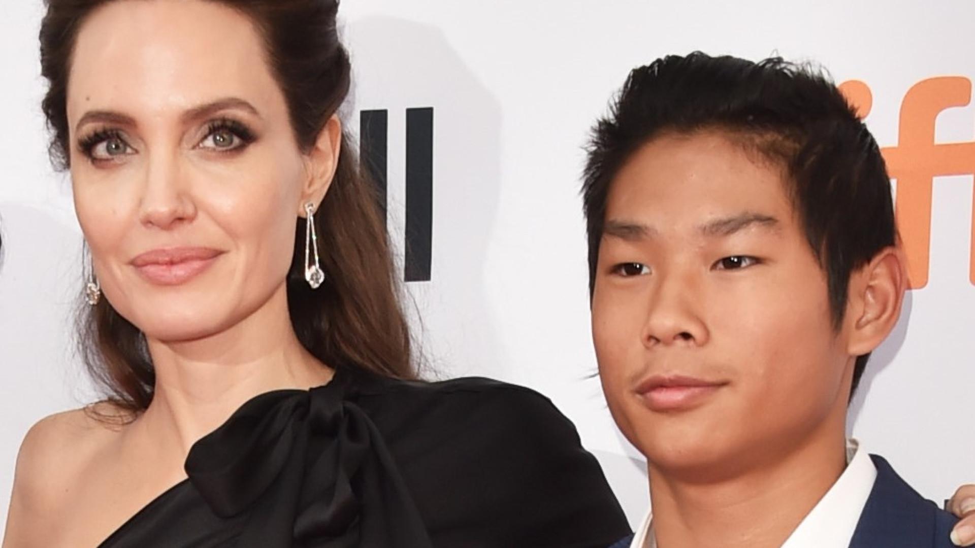 Filho mais velho de Angelina Jolie se muda para a Coreia do Sul
