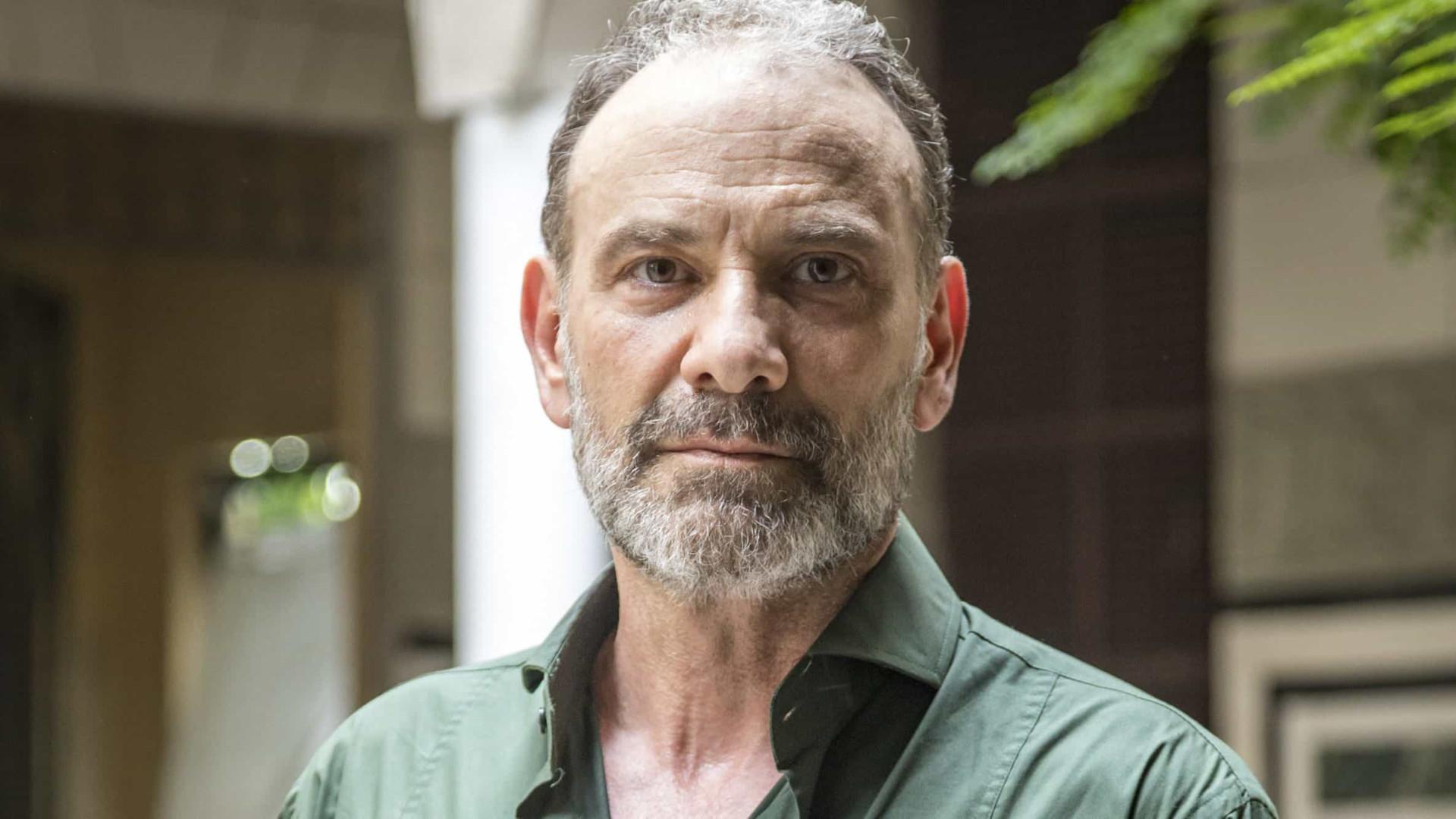 Refugiado em novela da Globo, Marco Ricca questiona política no Brasil