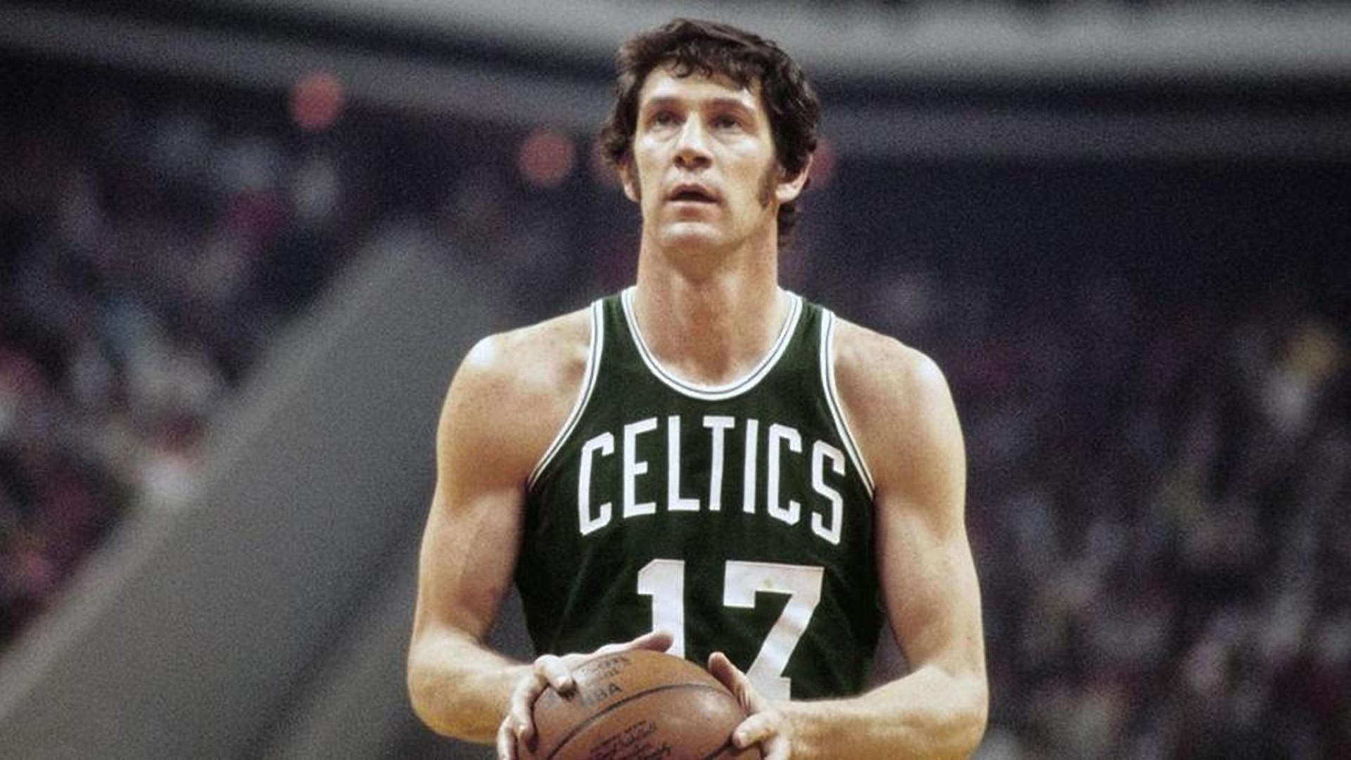 Lenda do Boston Celtics, John Havlicek morre aos 79 anos nos EUA