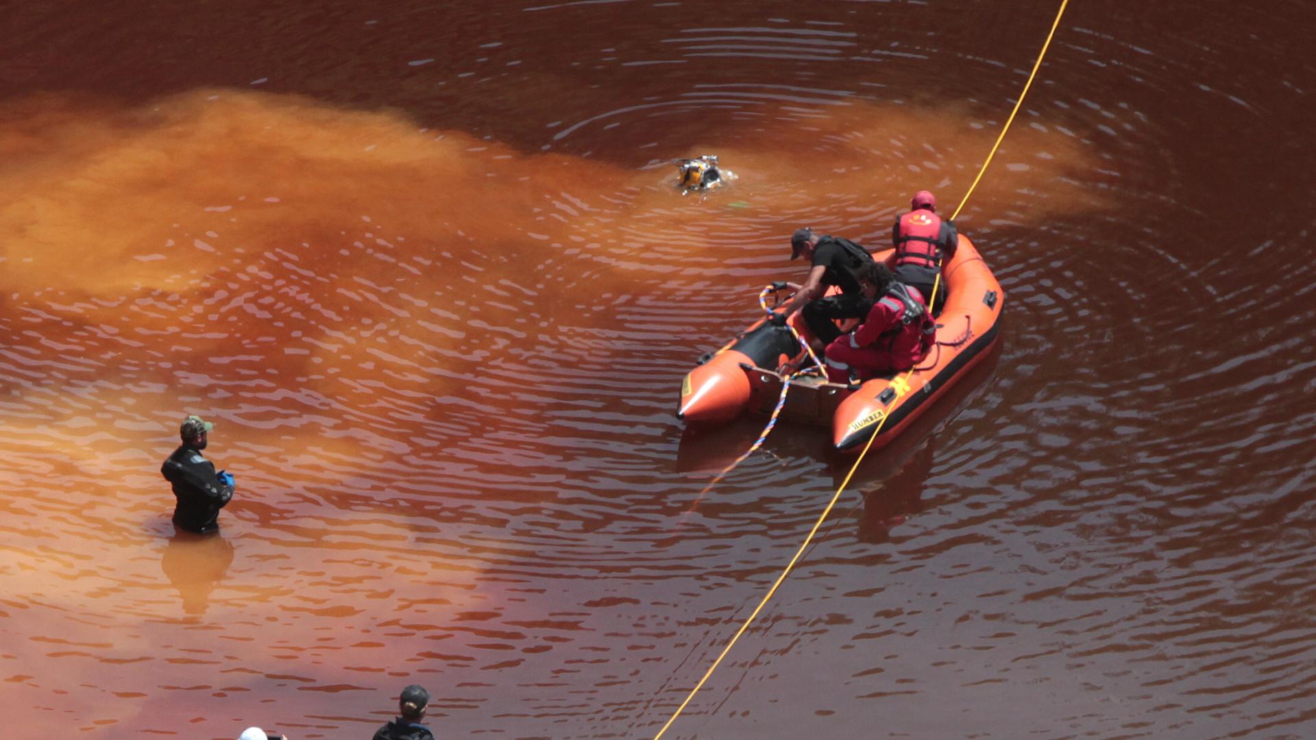Corpo de mulher é encontrado em mala em lago no Chipre