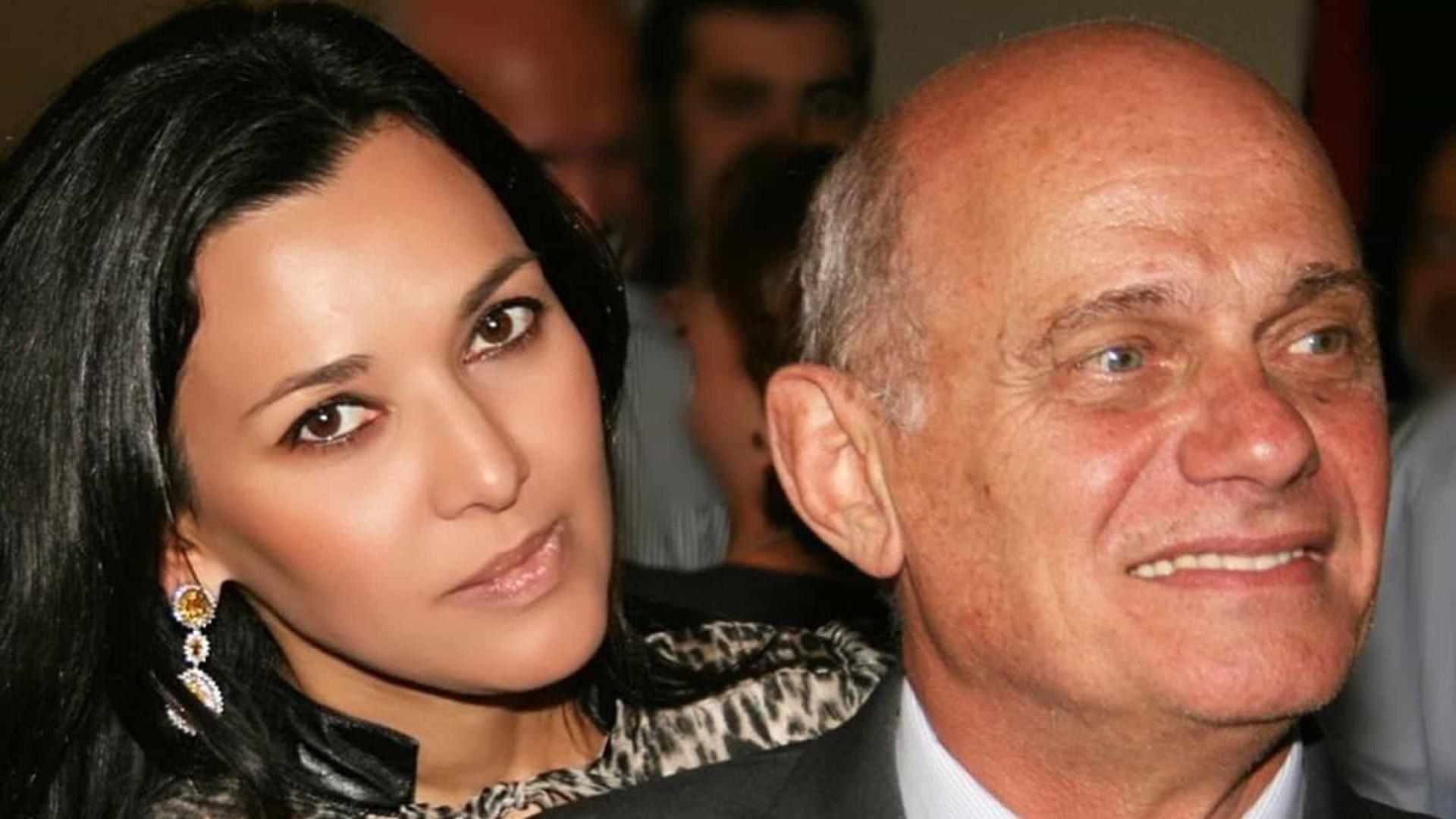 Viúva diz que Boechat pressentiu a morte antes de acidente aéreo