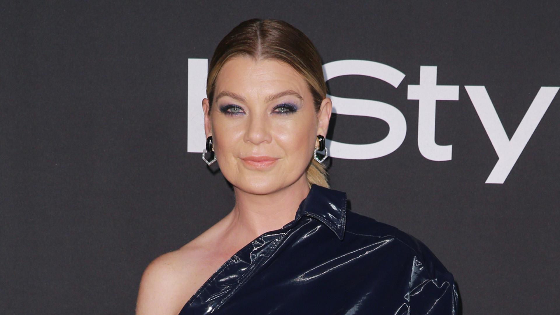 Ellen Pompeo diz não ter vontade de continuar atuando após fim de 'Grey's Anatomy'