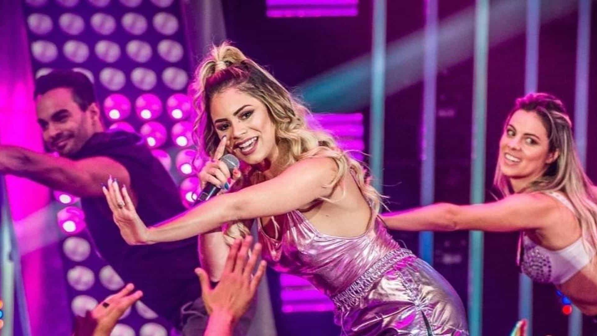 Lexa é nova representante brasileira do 'Just Dance'