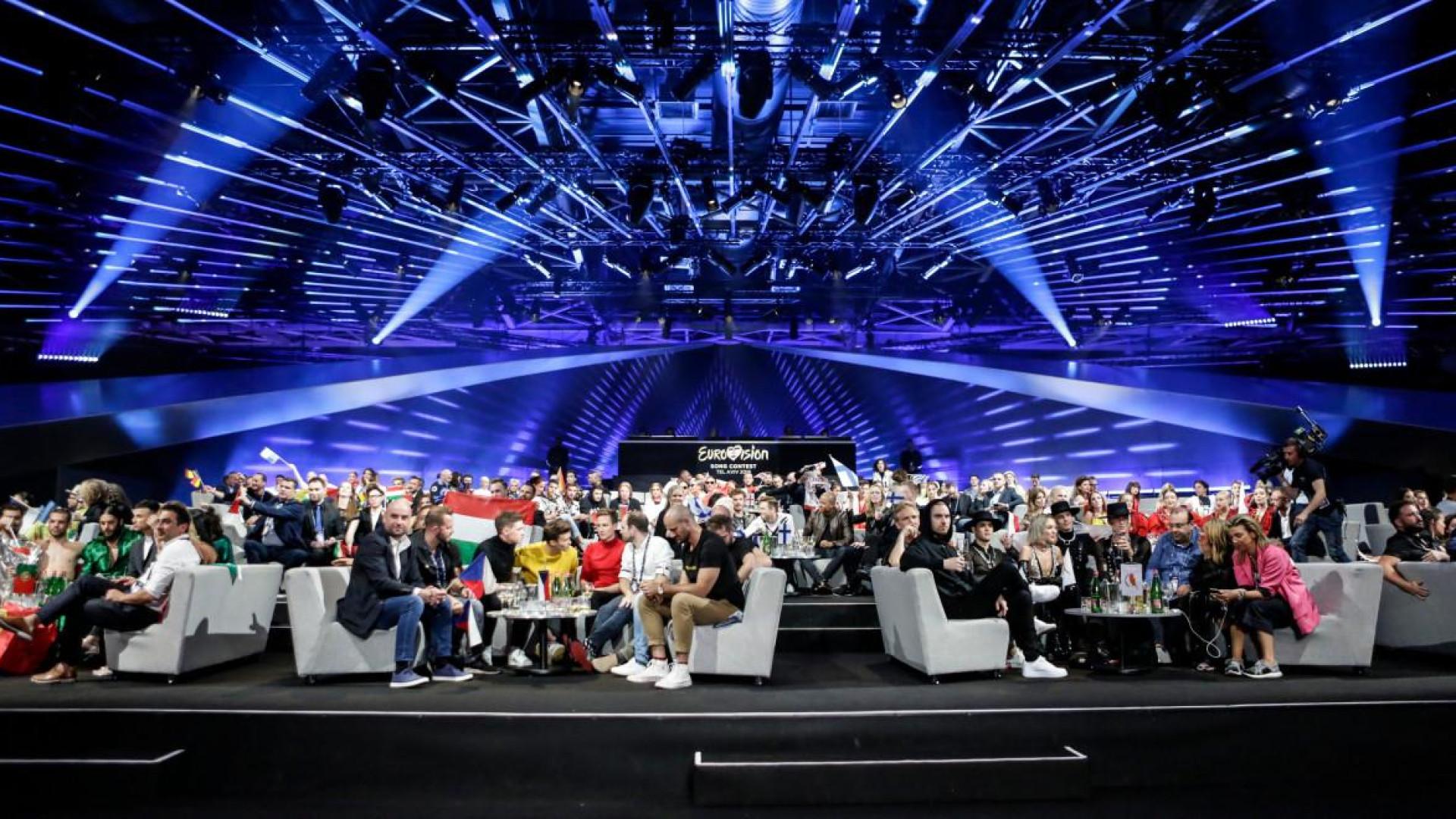 Spotify faz previsão sobre vencedor do 'Festival da Canção' da Europa