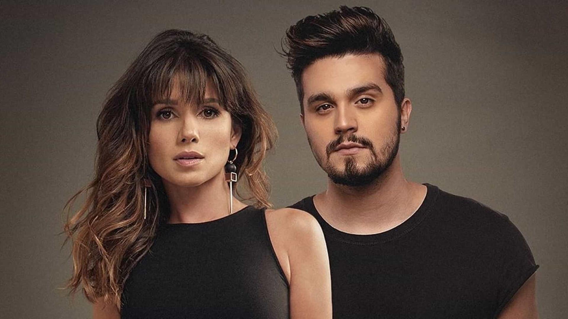 "Luan Santana fala sobre 'Juntos e Shalow Now': ""soou meio brega"""