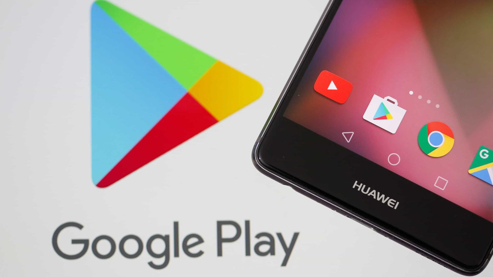 Huawei diz que não voltará a usar serviços da Google