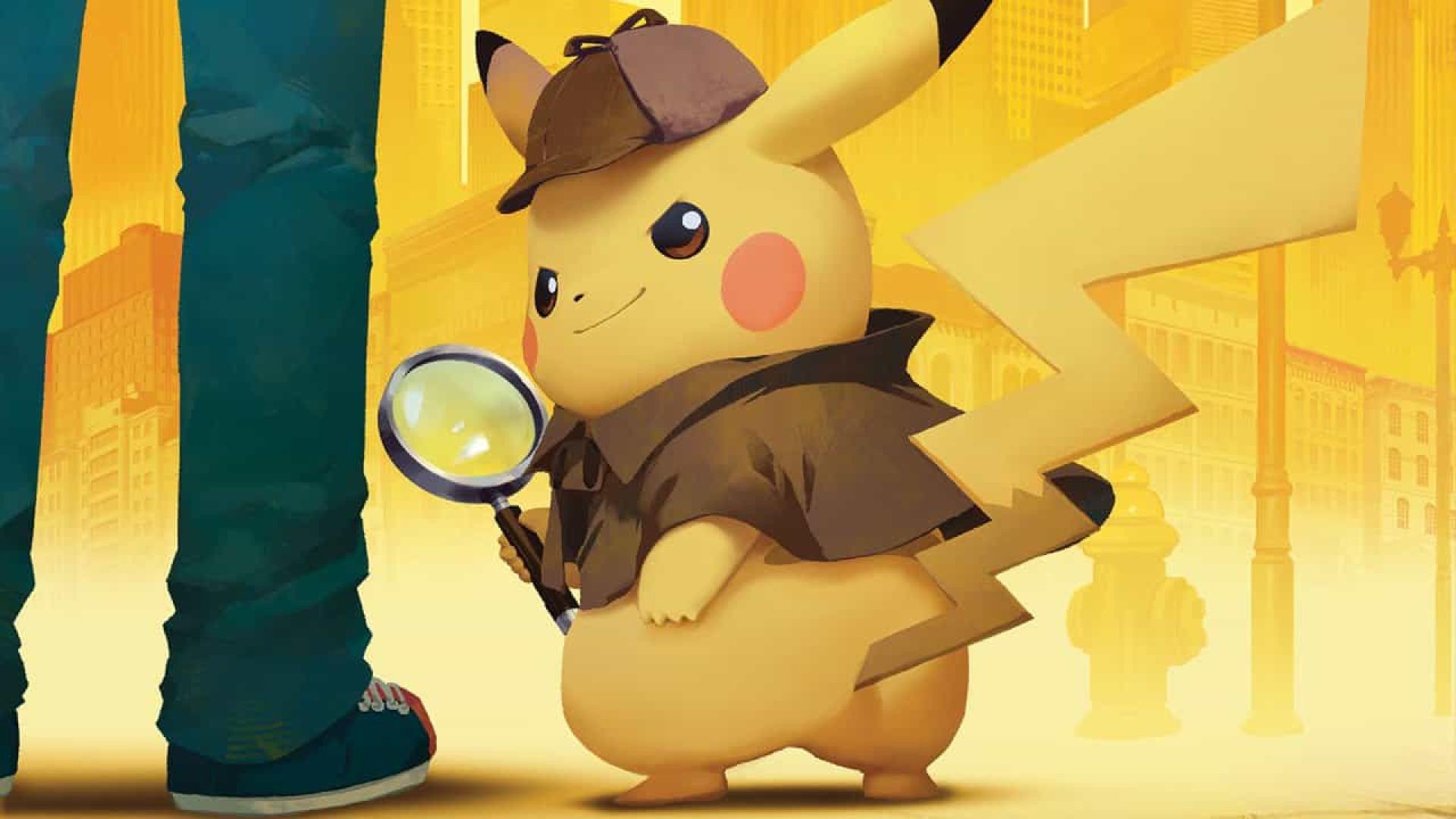 'Detective Pikachu' chegará em breve ao Switch