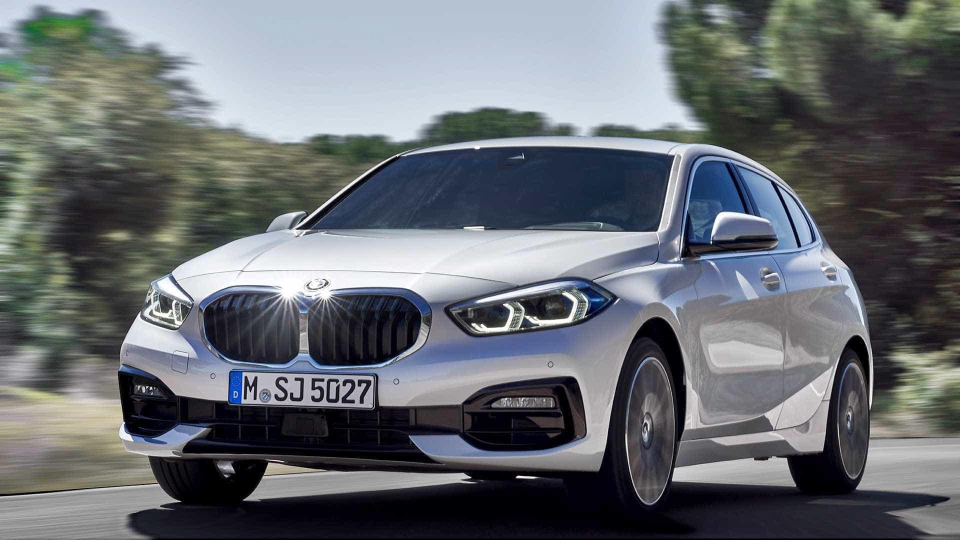 BMW quer lançar Série 1 elétrico em 2021