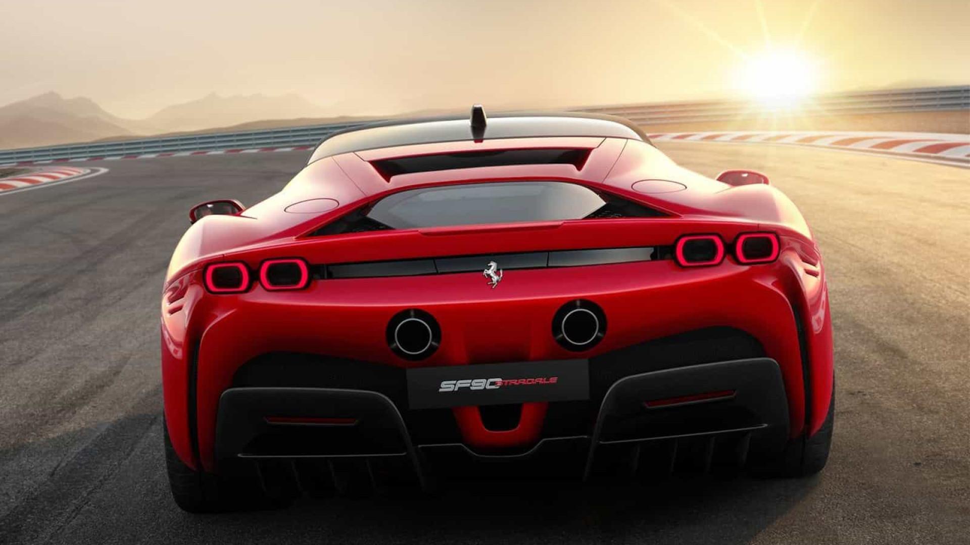Um Ferrari silencioso? Conheça o novo híbrido da marca italiana
