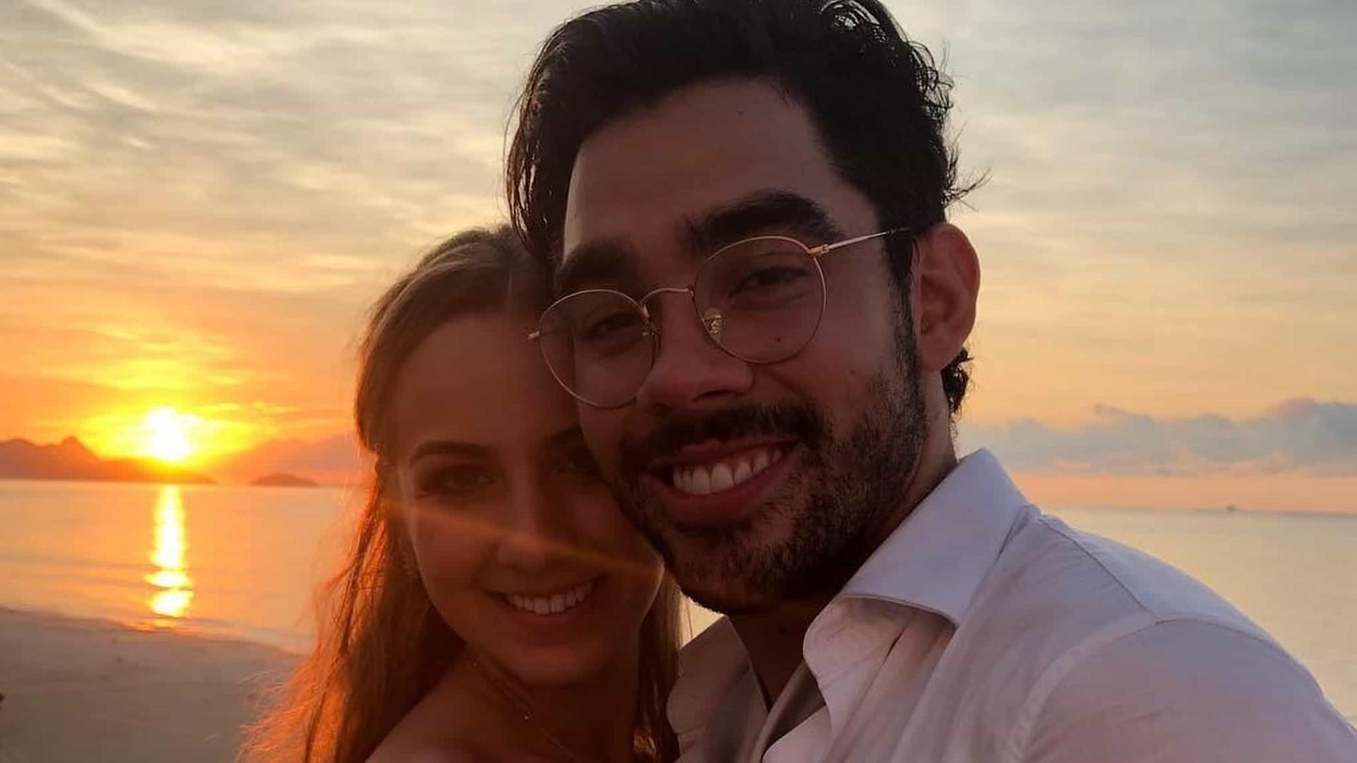 Noiva de Gabriel Diniz revela que pressentiu tragédia