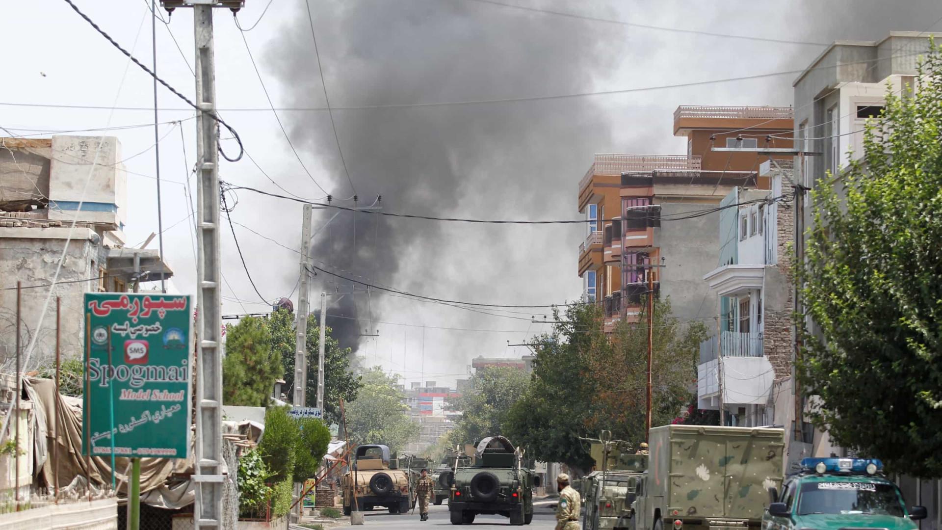 Atentado no Afeganistão: Número de mortos sobe para 15. Há 70 feridos