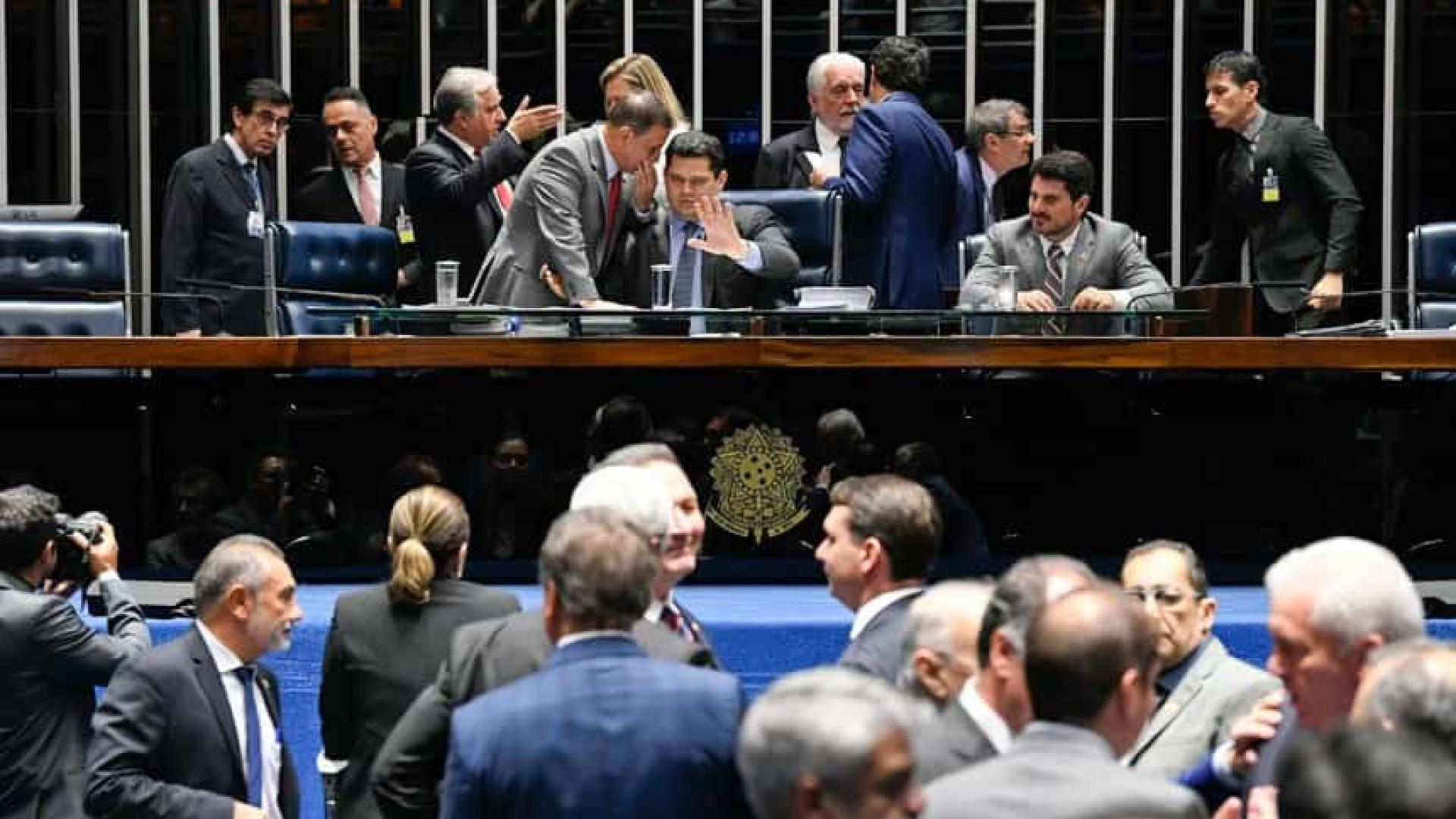 Treze senadores que apoiaram a reforma da Previdência traíram o governo