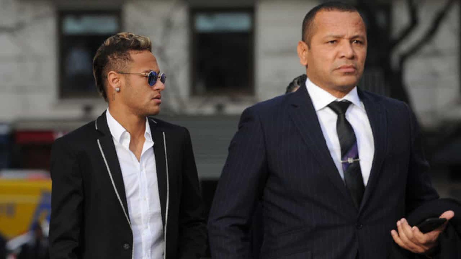 Neymar deve depor no final da semana com esquema especial de segurança