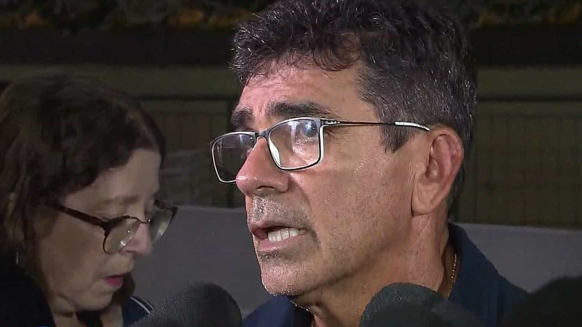 Pai de Gabriel Diniz manda parar obras em mansão do filho