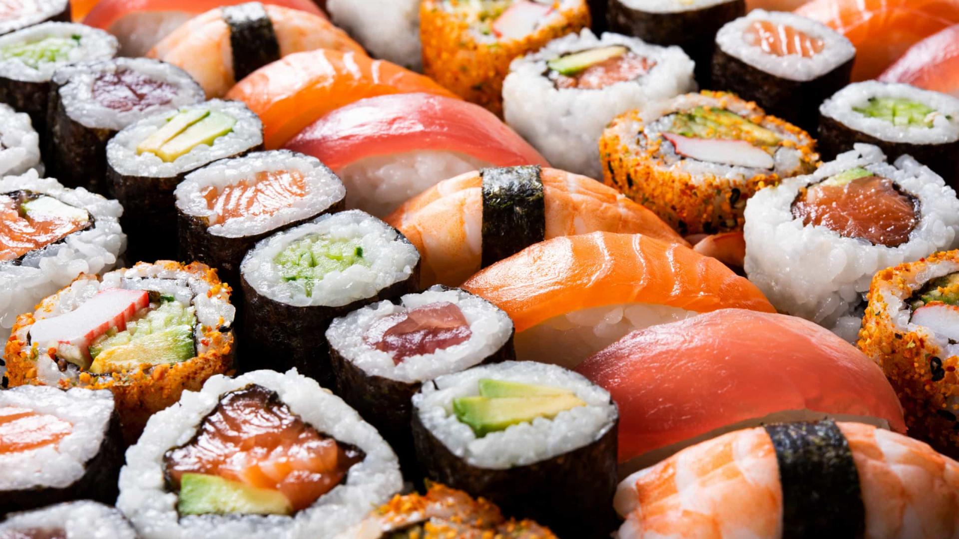 É fã de comida japonesa e tem medo de engordar? Este artigo é para você