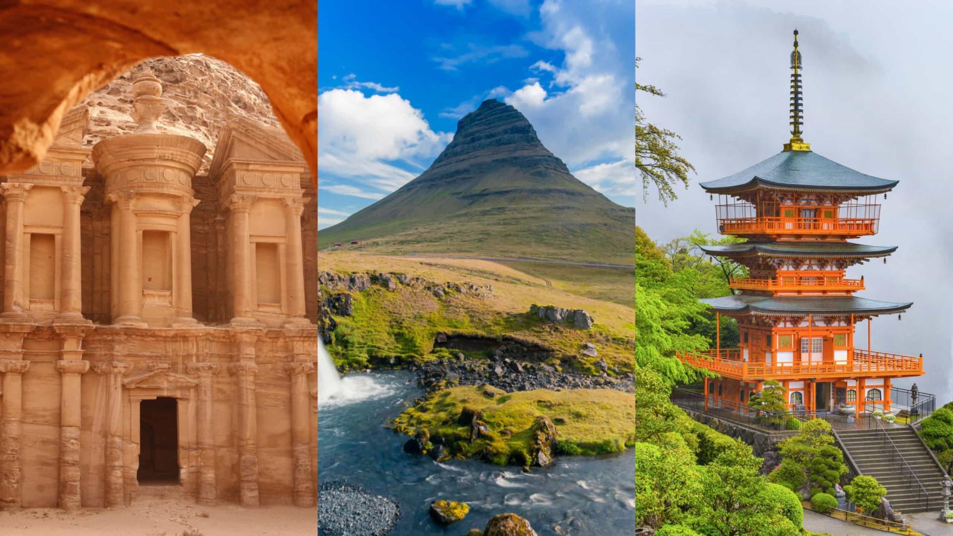 Que tal dar uma volta ao mundo em 80 dias por uma boa causa?