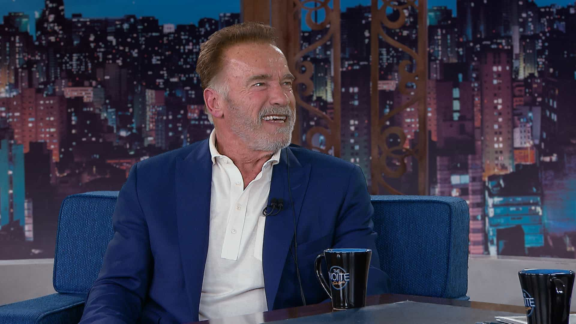 Schwarzenegger: 'Me disseram que eu nunca ia ser ator'