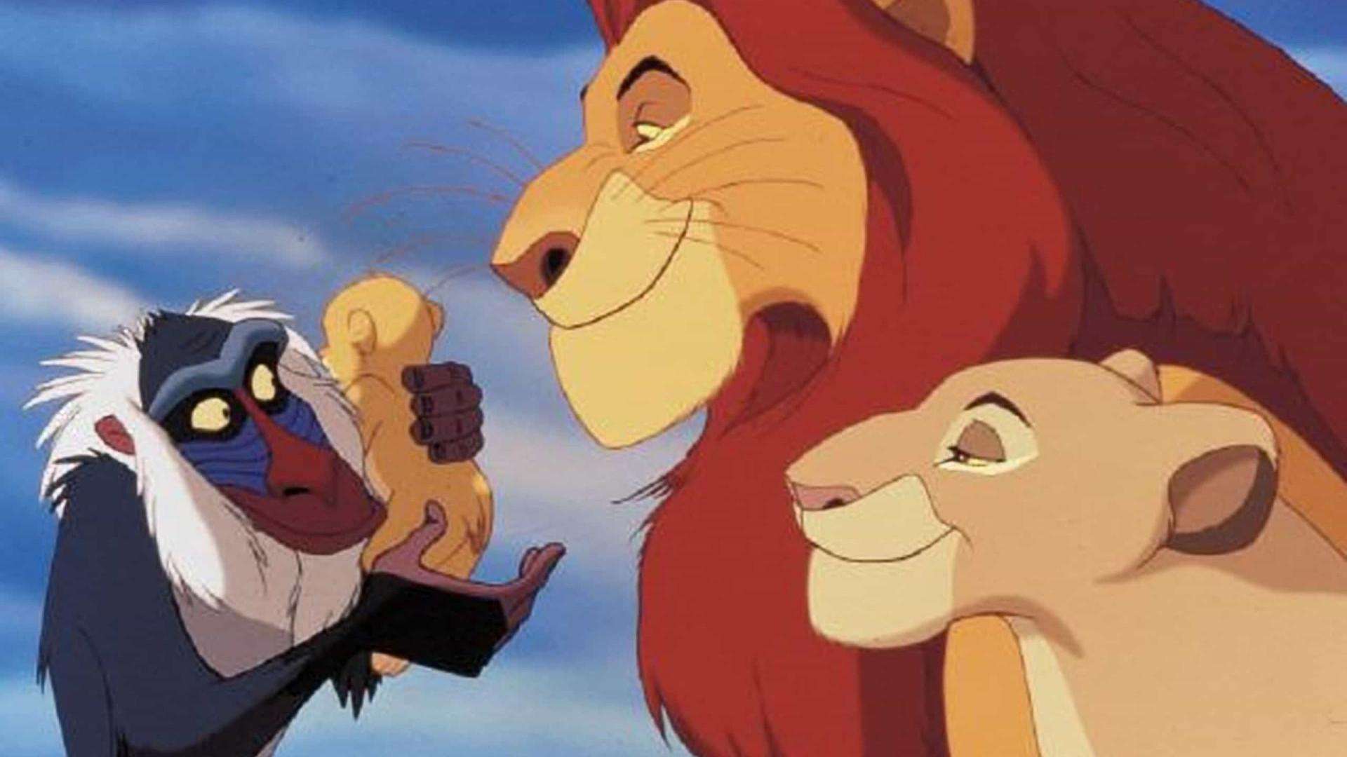25 anos: veja quem está no remake e o elenco do original 'O Rei Leão'