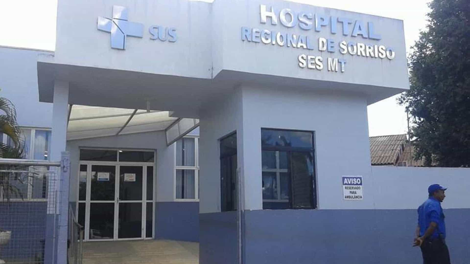 Paciente é morto a tiros em hospital no Mato Grosso