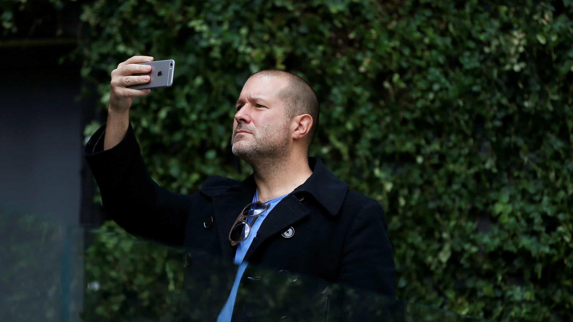 O responsável pelo design do iPhone deixará a Apple