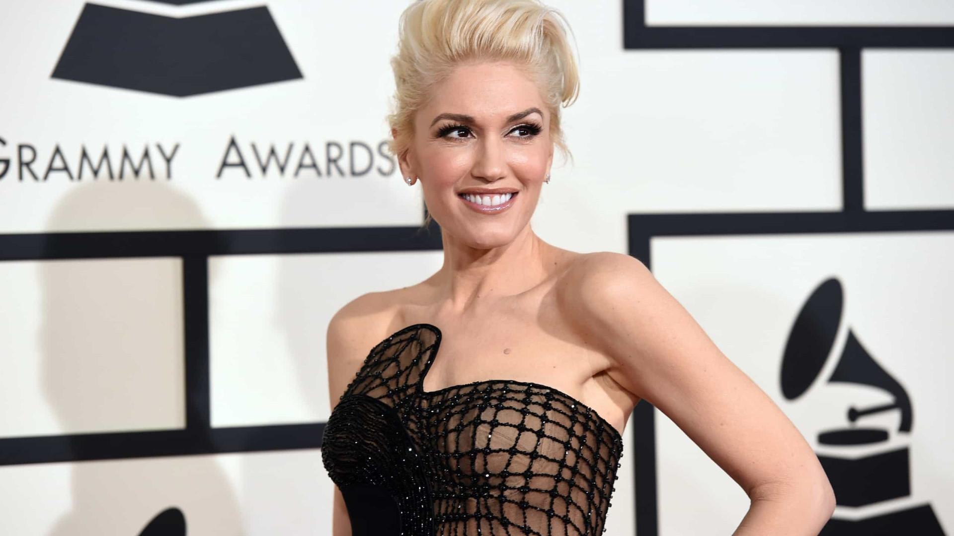 Gwen Stefani descobriu ter dislexia após saber que filhos têm distúrbio